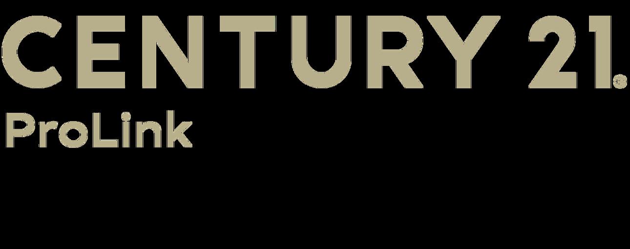 Barb Maxon of CENTURY 21 ProLink logo