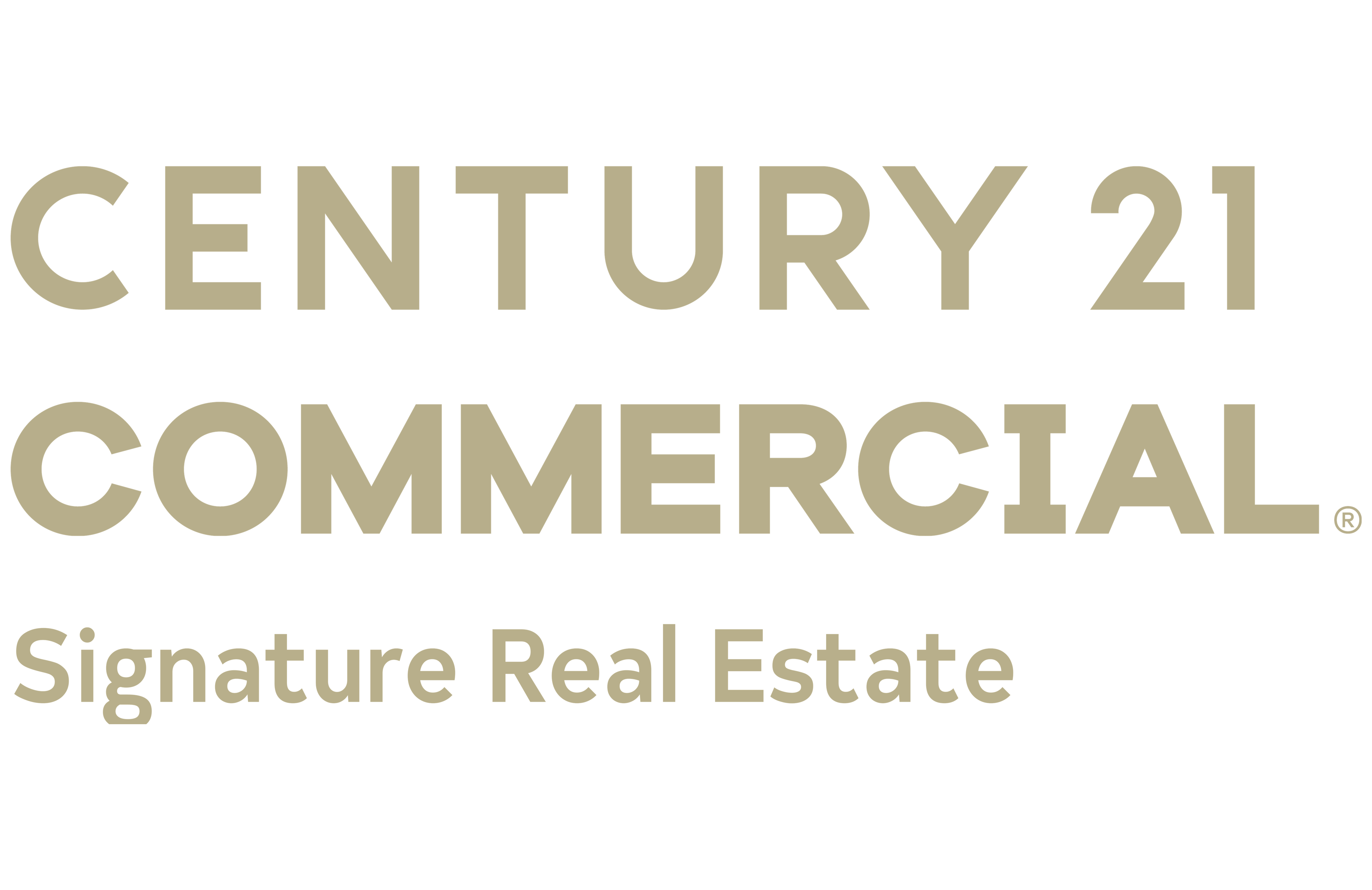Ethan Hokel of CENTURY 21 Signature Real Estate logo