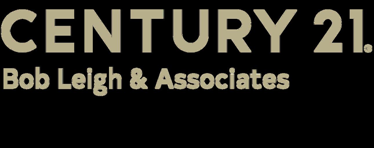 Terry Sanders of CENTURY 21 Bob Leigh & Associates logo