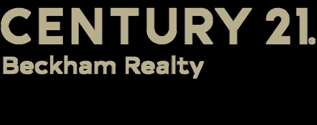 Carolyn Beckham of CENTURY 21 Beckham Realty logo