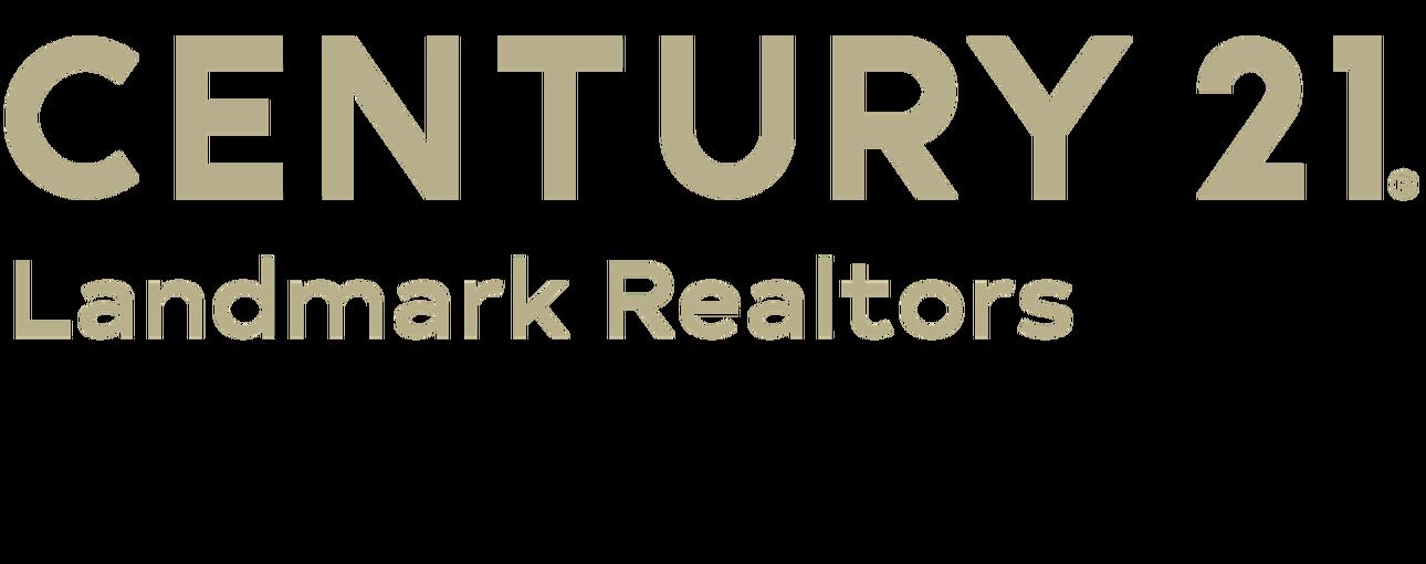 Molly Schroeder of CENTURY 21 Landmark Realtors logo
