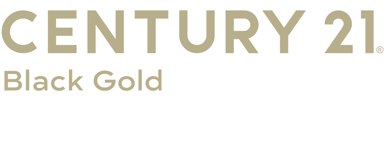 Hannah Palomin of CENTURY 21 Black Gold logo