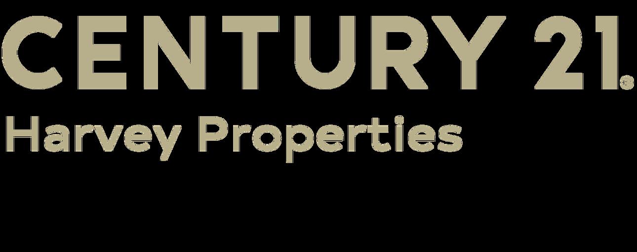 Brittney Williams-Keys of CENTURY 21 Harvey Properties logo