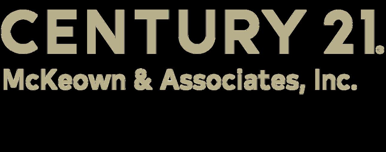 Julie Swisegood-Green of CENTURY 21 McKeown & Associates, Inc. logo