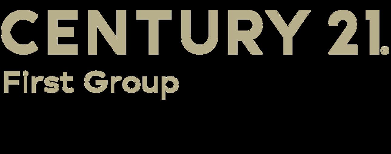 Pat Hamlett of CENTURY 21 First Group logo