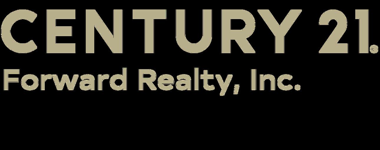 Gerald Garner of CENTURY 21 Forward Realty, Inc. logo