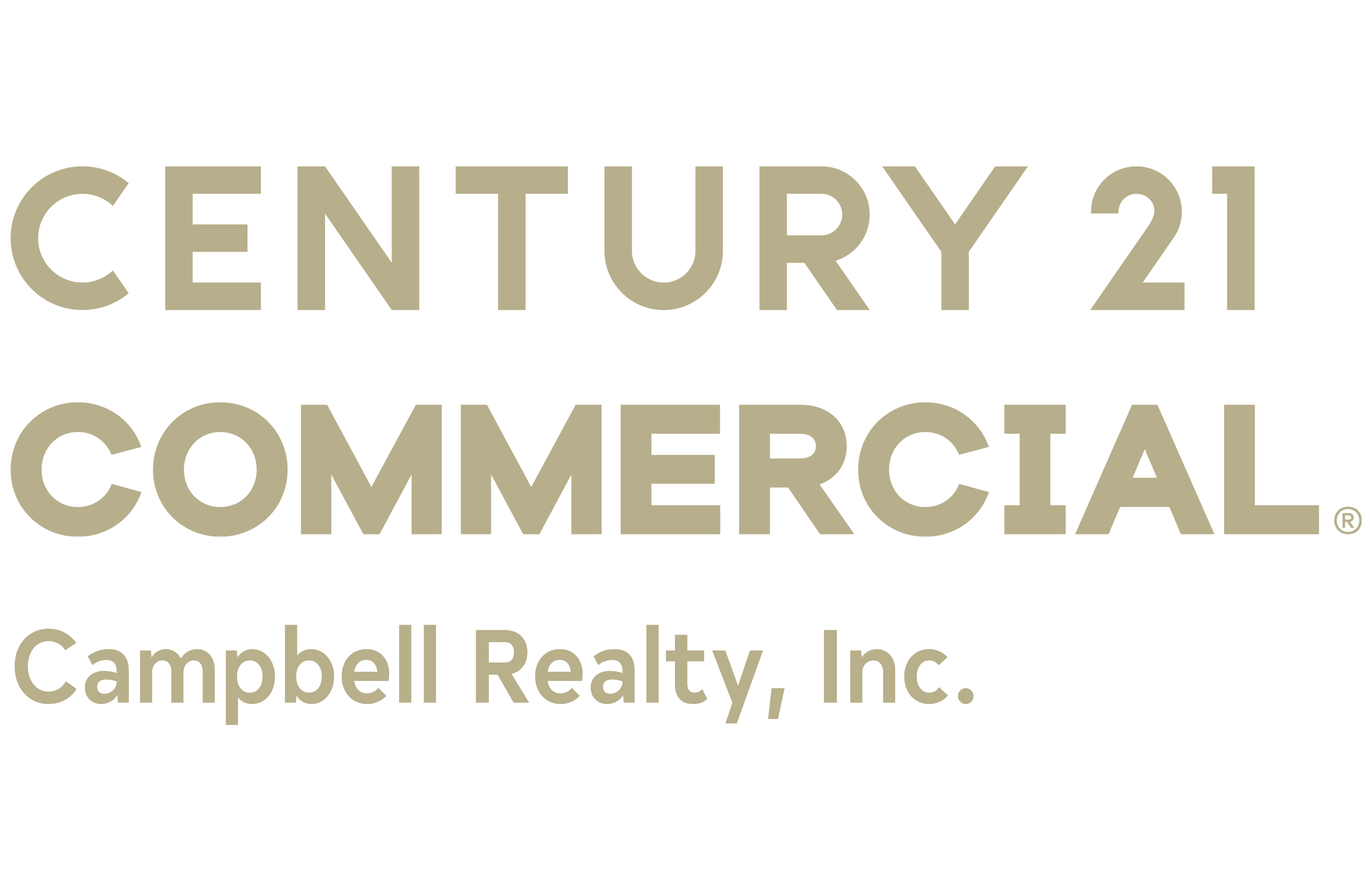 Lawrence Juntti of CENTURY 21 Campbell Realty, Inc. logo