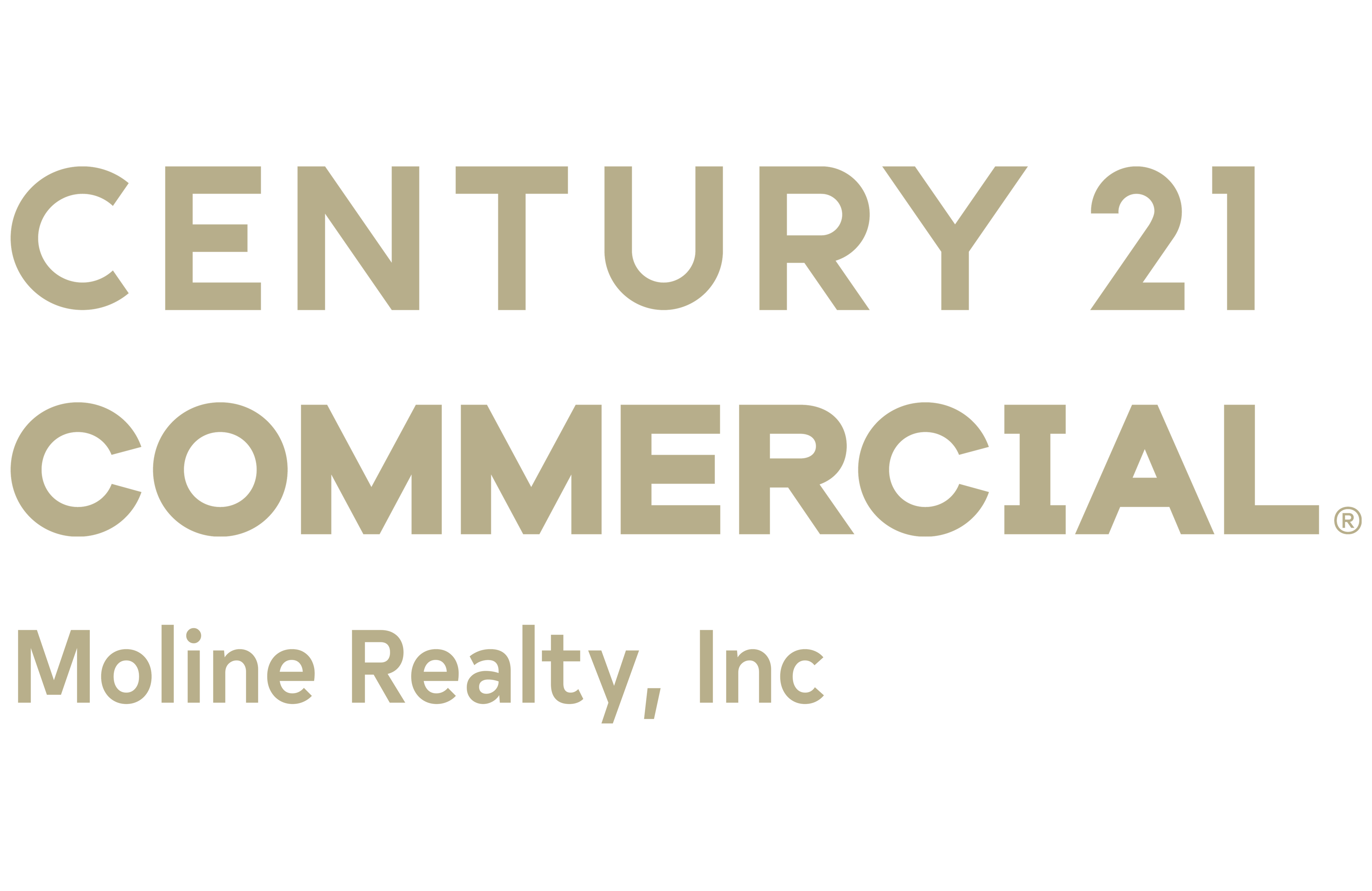 Carrie Gibbs of CENTURY 21 Moline Realty, Inc logo