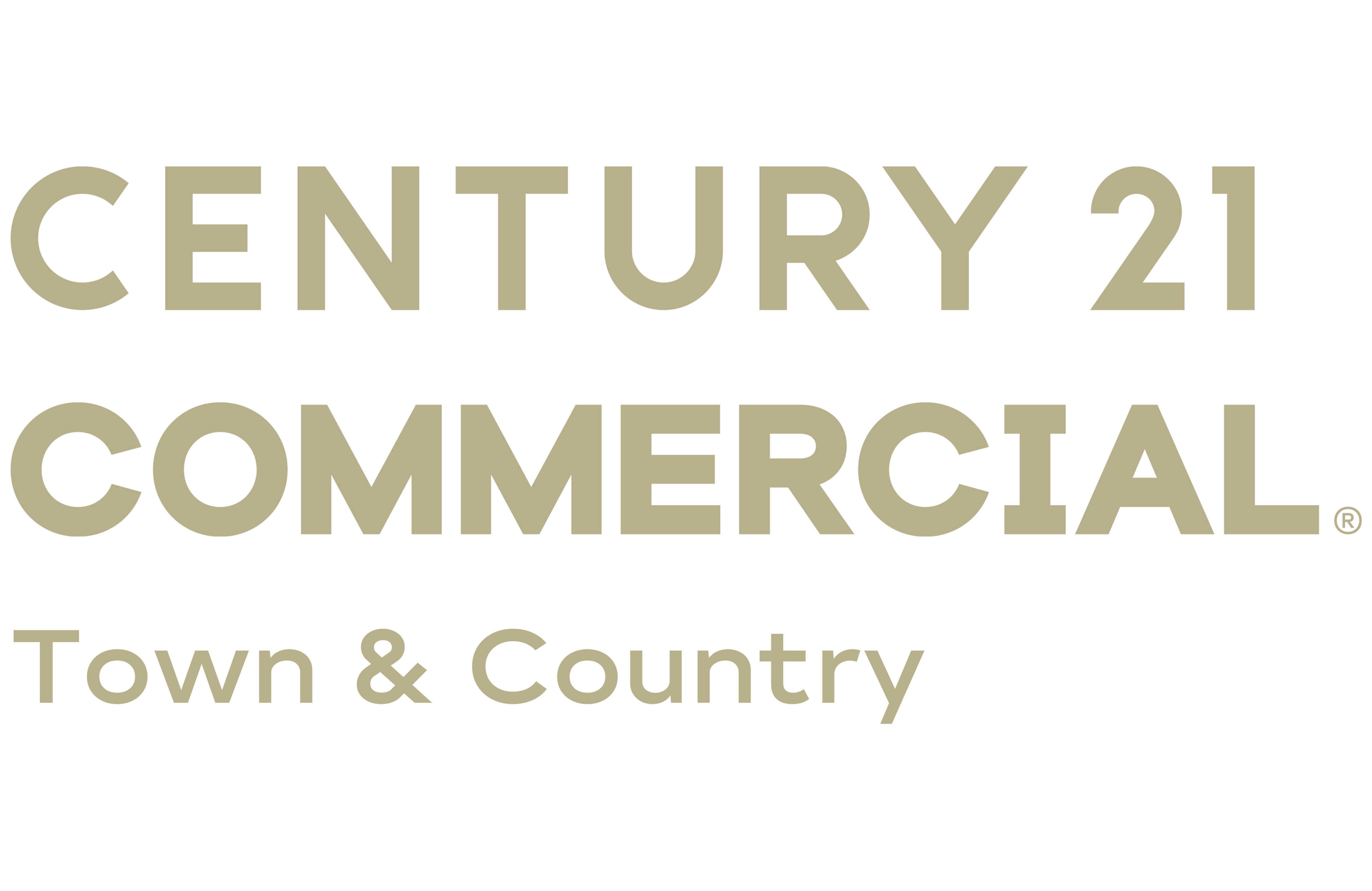Carlos Andrade of CENTURY 21 Town & Country logo