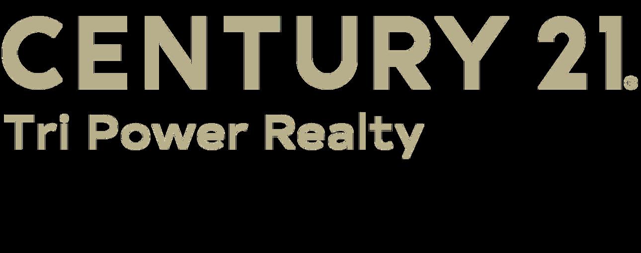 Sandra Lepley of CENTURY 21 Tri  Power Realty logo