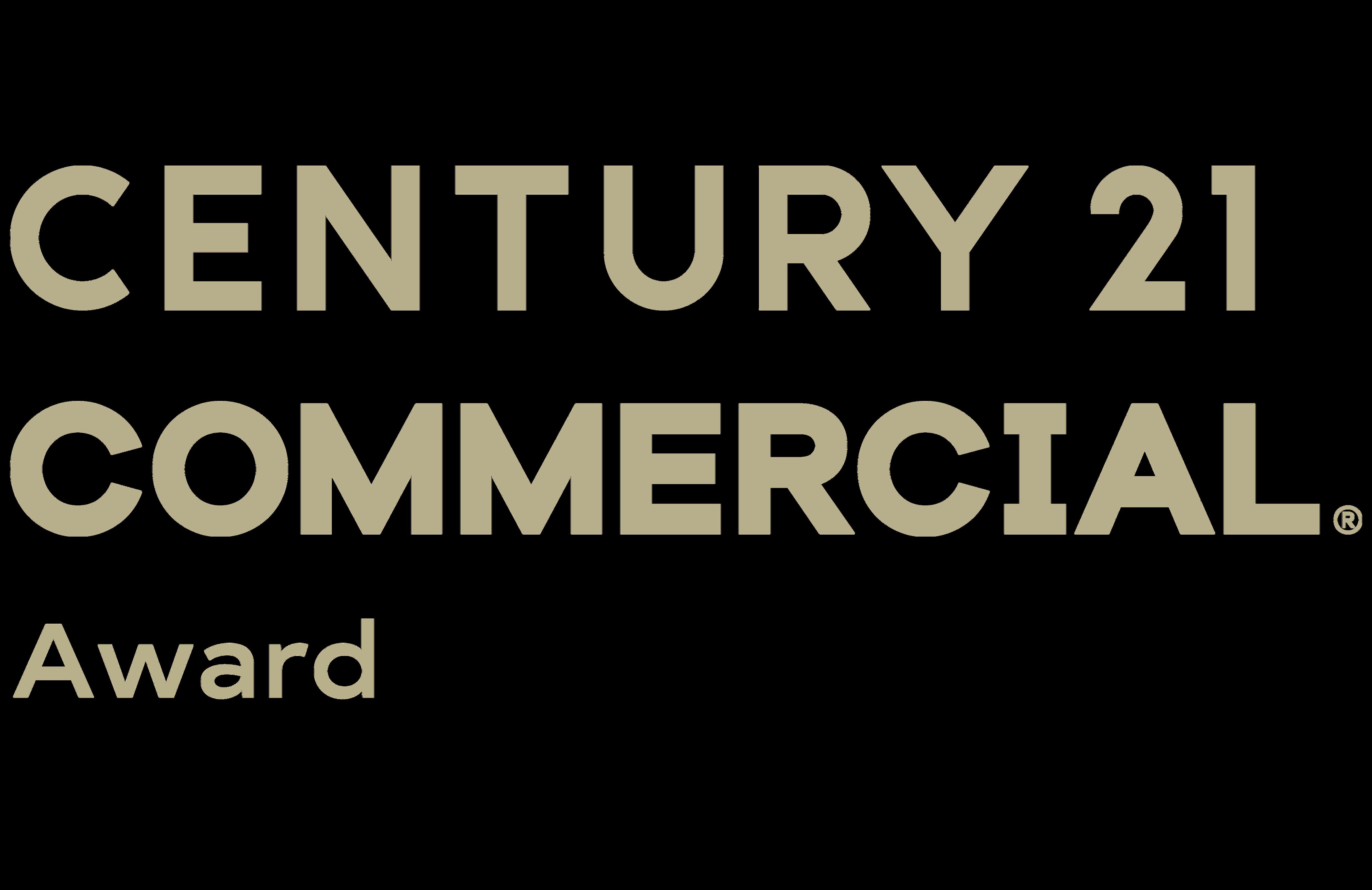 Ramona Maney of CENTURY 21 Award logo