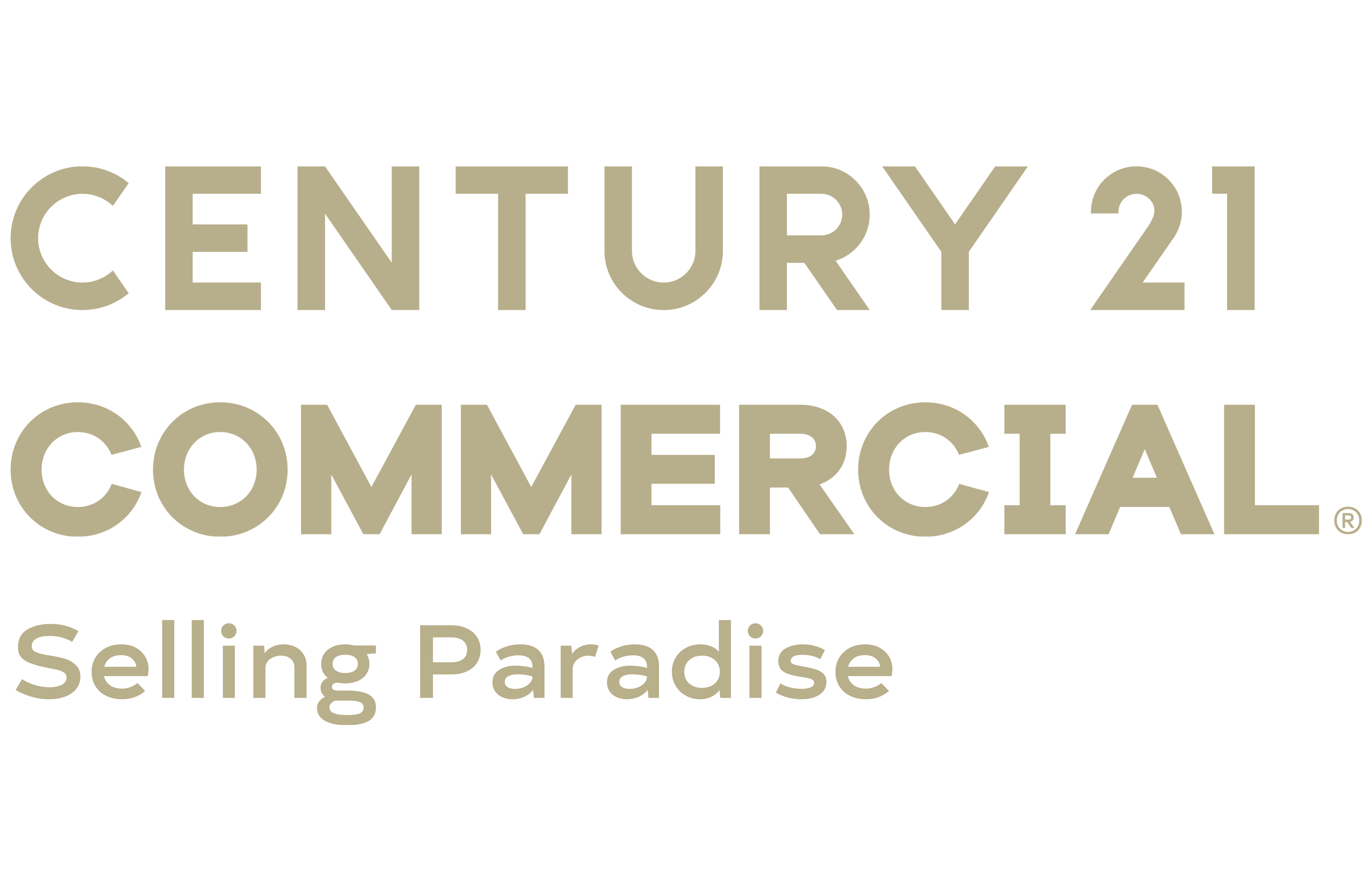 Madelyn Buchanan of CENTURY 21 Selling Paradise logo
