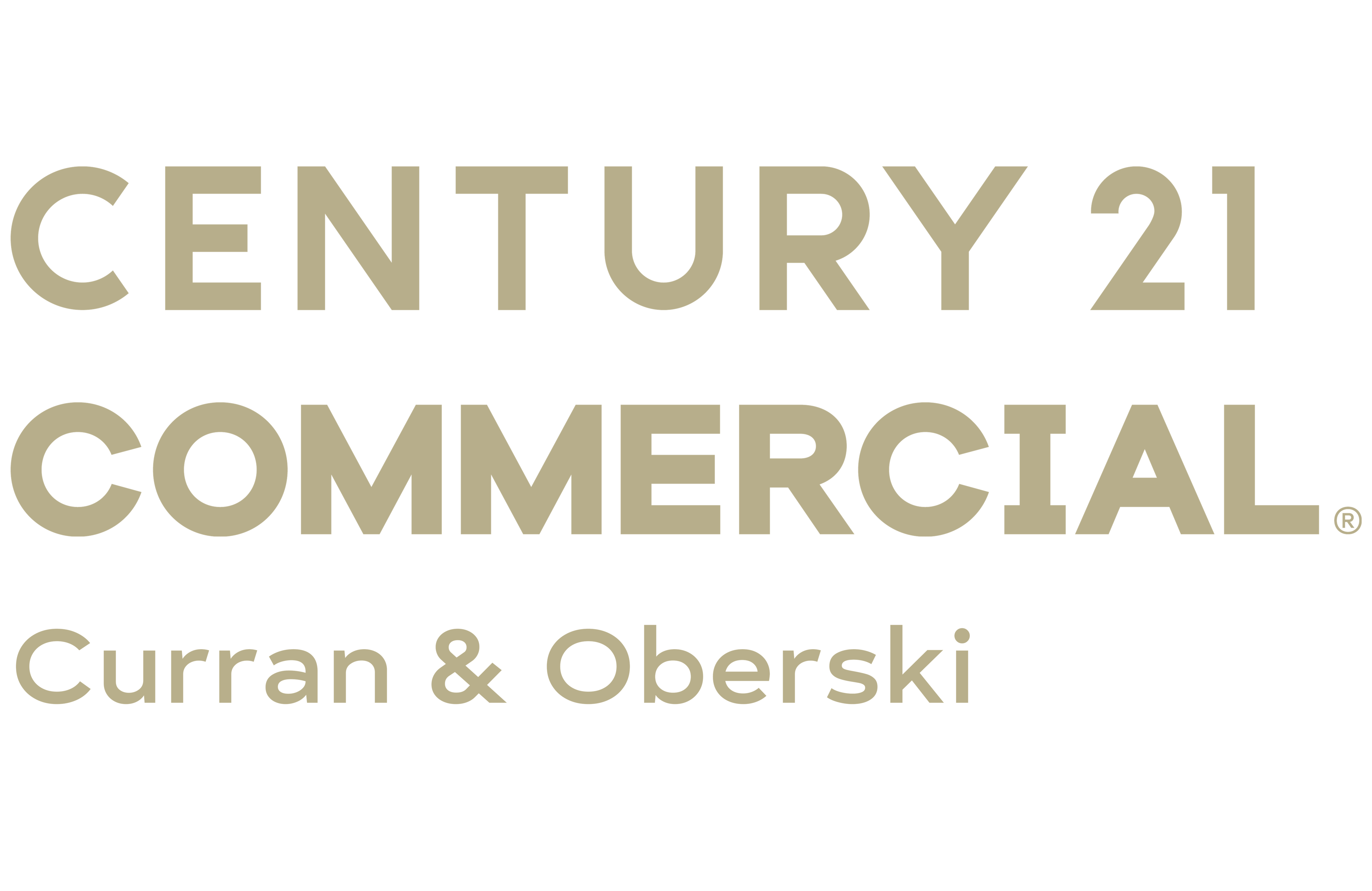 The Tim Hillmer Team of CENTURY 21 Curran & Oberski logo