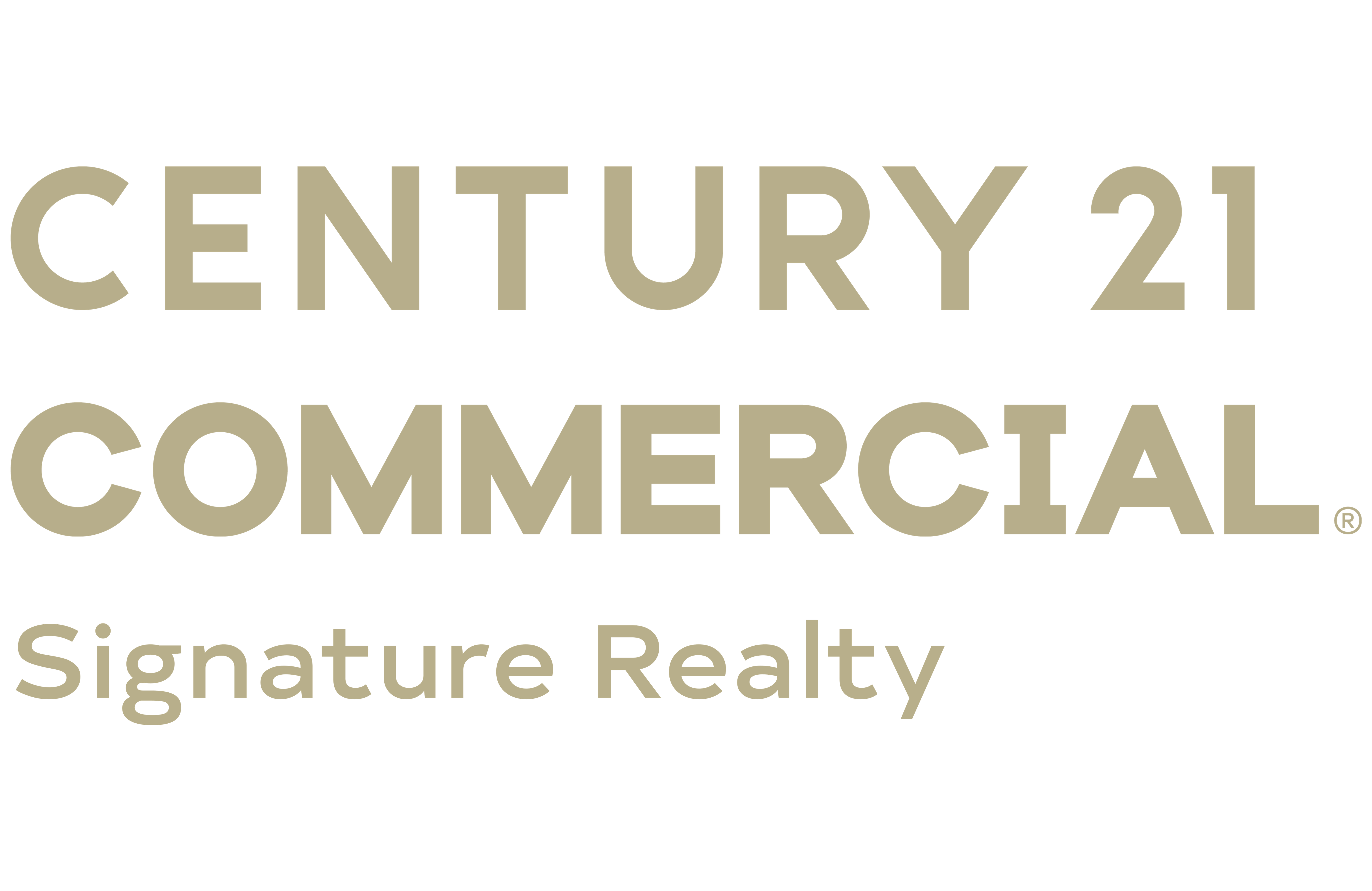 Tom Webb of CENTURY 21 Signature Realty logo