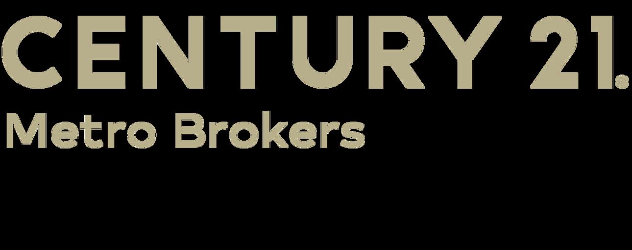 Dave Merrow of CENTURY 21 Metro Brokers logo