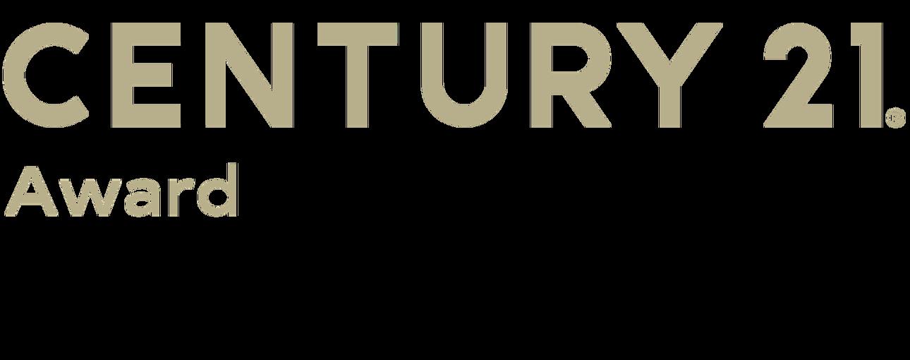 Loc Phan of CENTURY 21 Award logo
