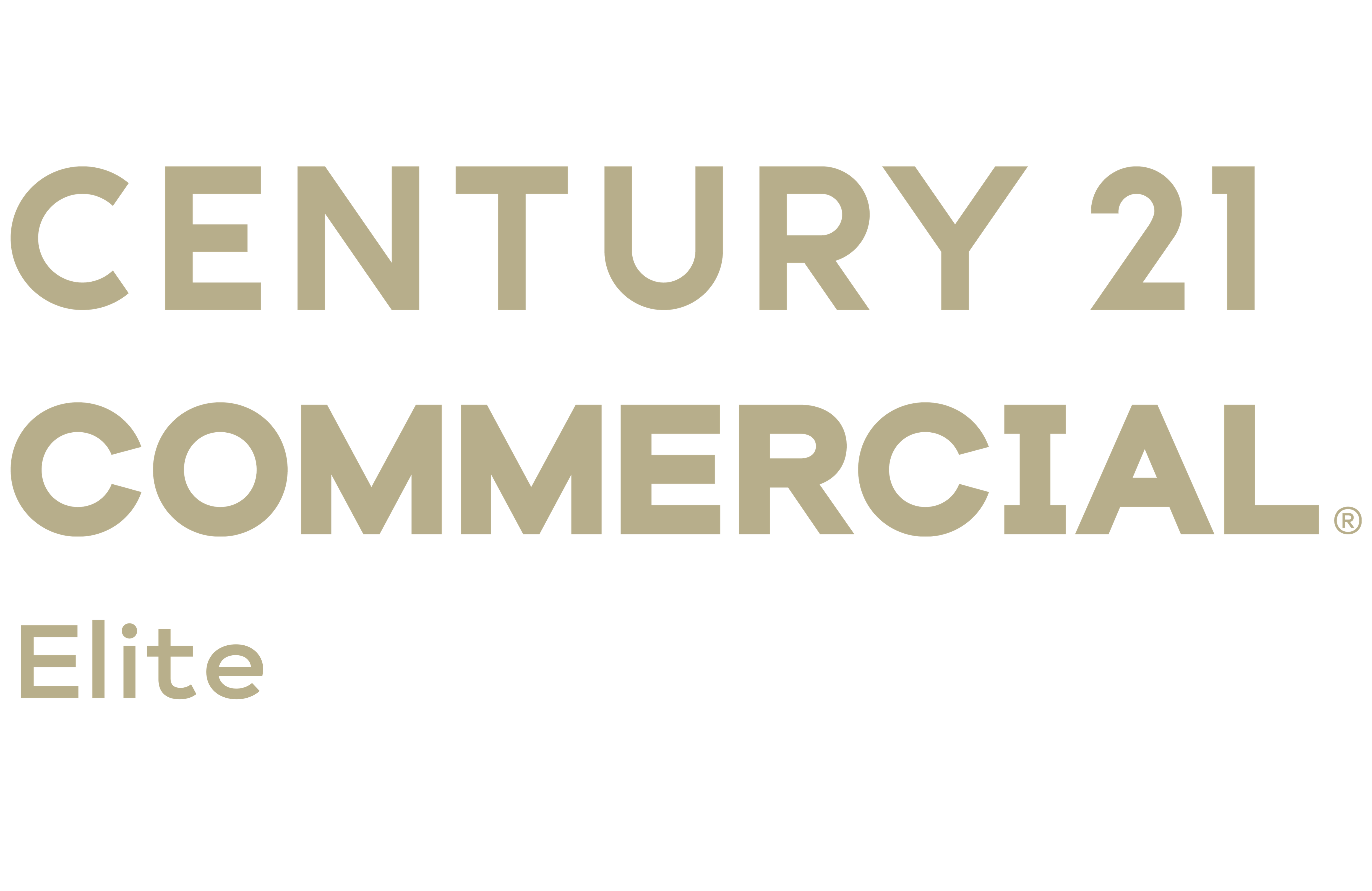 Michael Salter of CENTURY 21 Elite logo