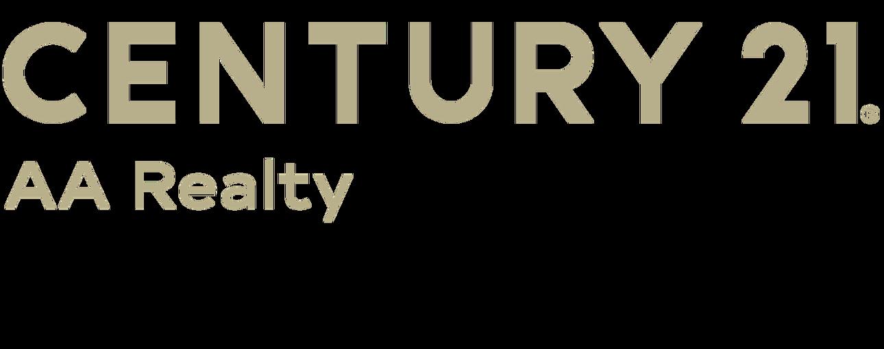 Roseanna Guella of CENTURY 21 AA Realty logo