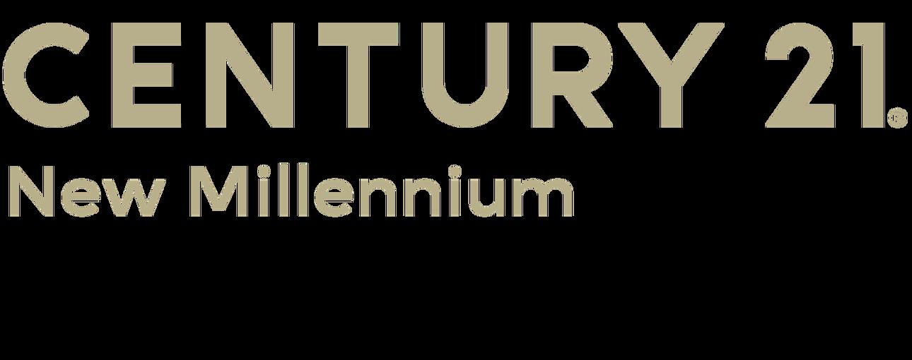 Madhuri Talasila of CENTURY 21 New Millennium logo