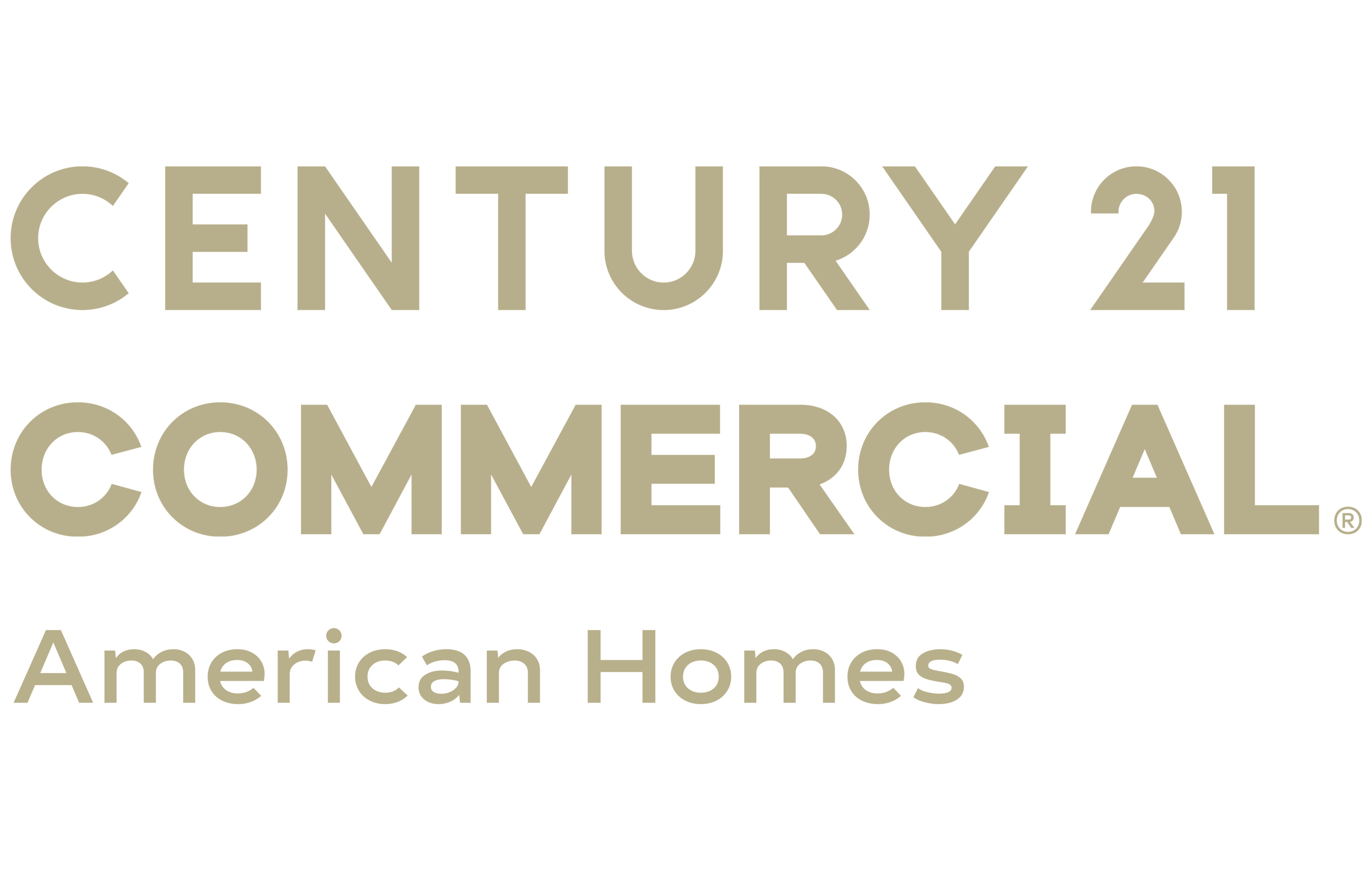 Randolph Saa of CENTURY 21 American Homes logo
