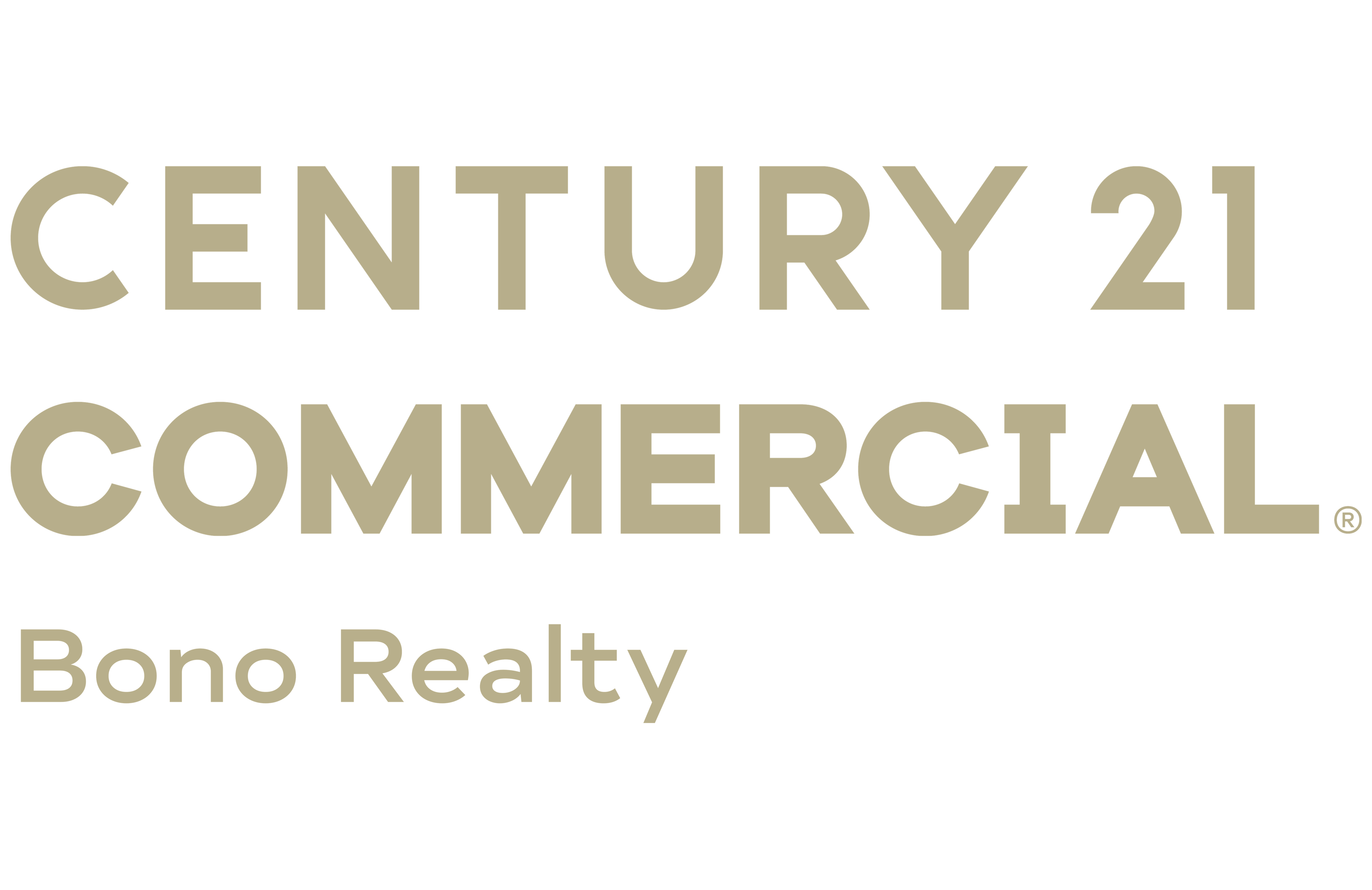 Darrell Carriere of CENTURY 21 Bono Realty logo
