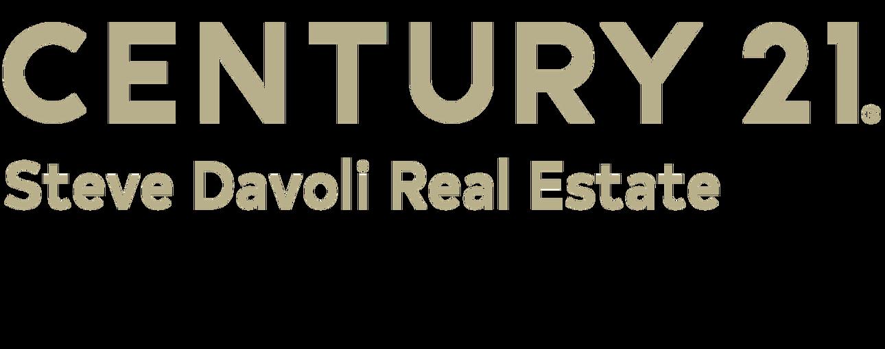 Christine Paolicelli of CENTURY 21 Steve Davoli Real Estate logo