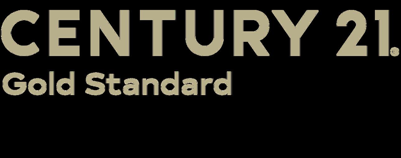 Kamran Mazhar of CENTURY 21 Gold Standard logo