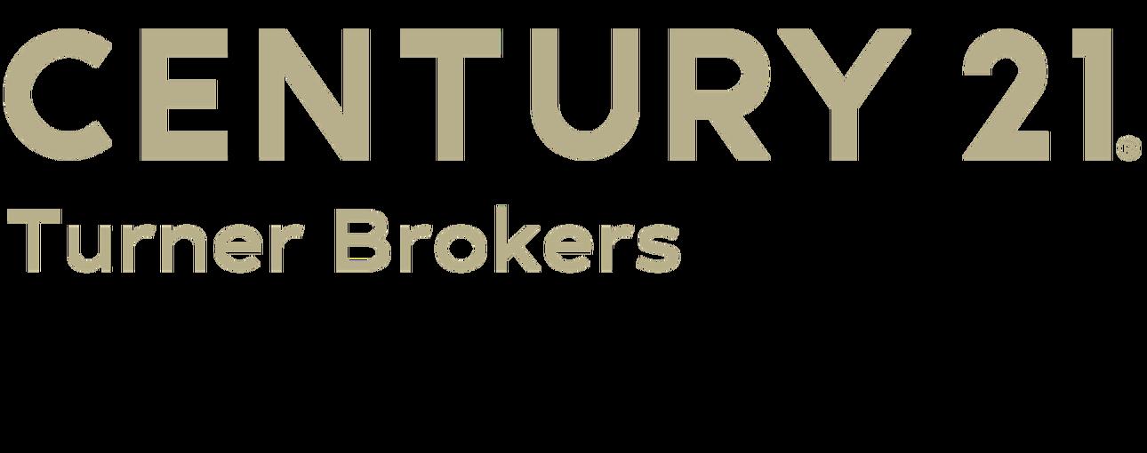 William Burley of CENTURY 21 Turner Brokers logo