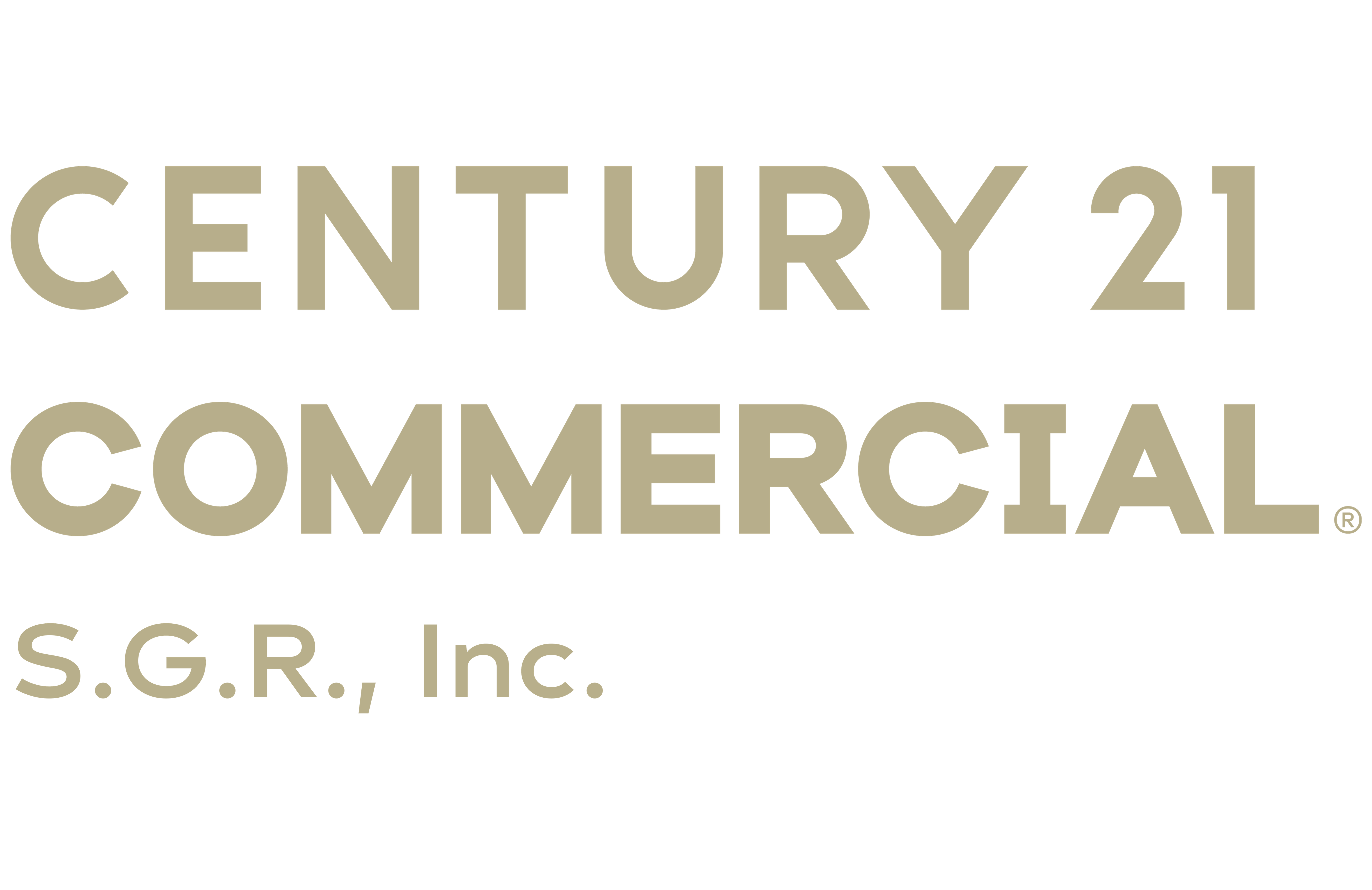Patricia Smith of CENTURY 21 S.G.R., Inc. logo