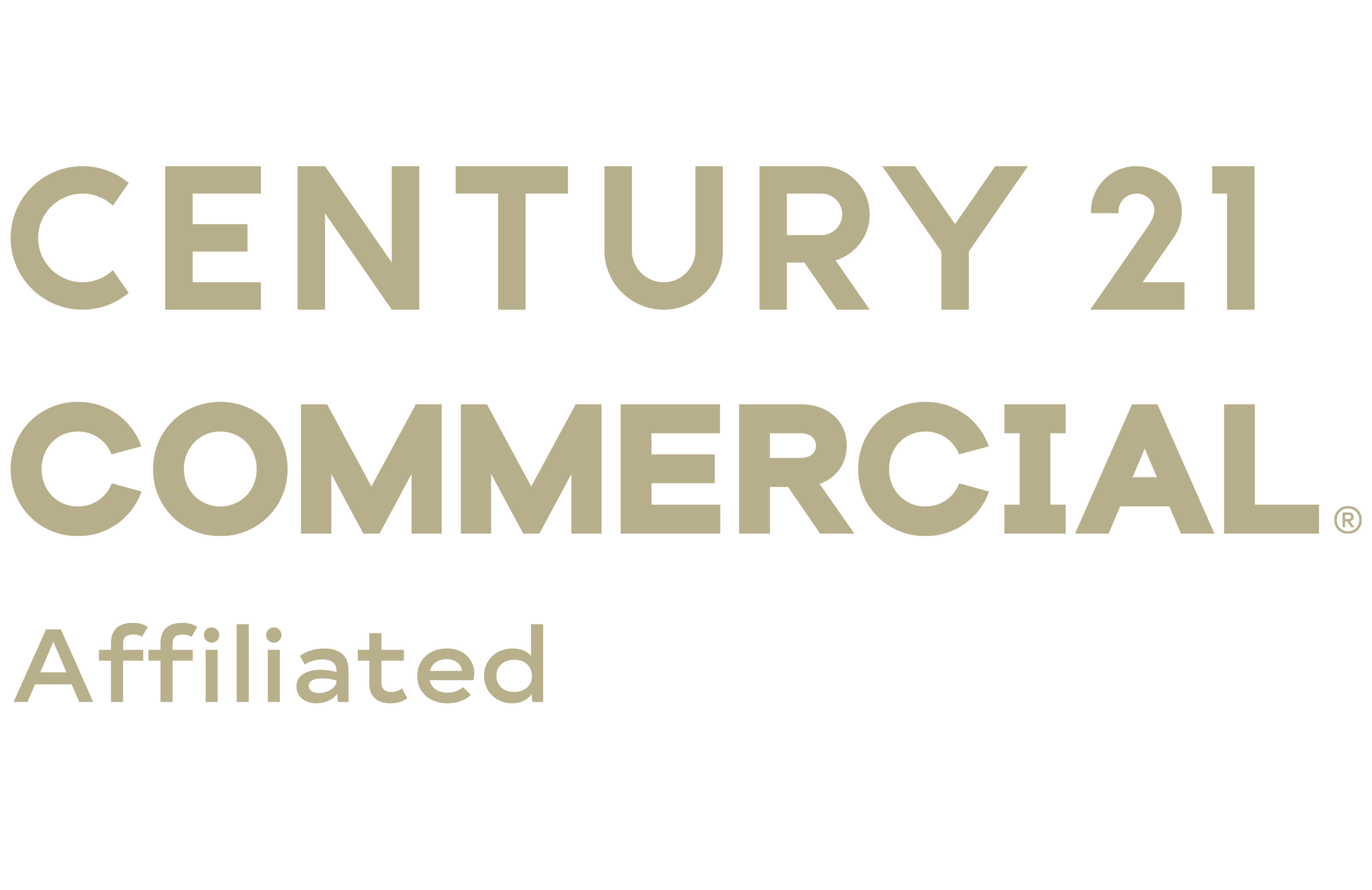Mike McCatty and Associates of CENTURY 21 Affiliated logo