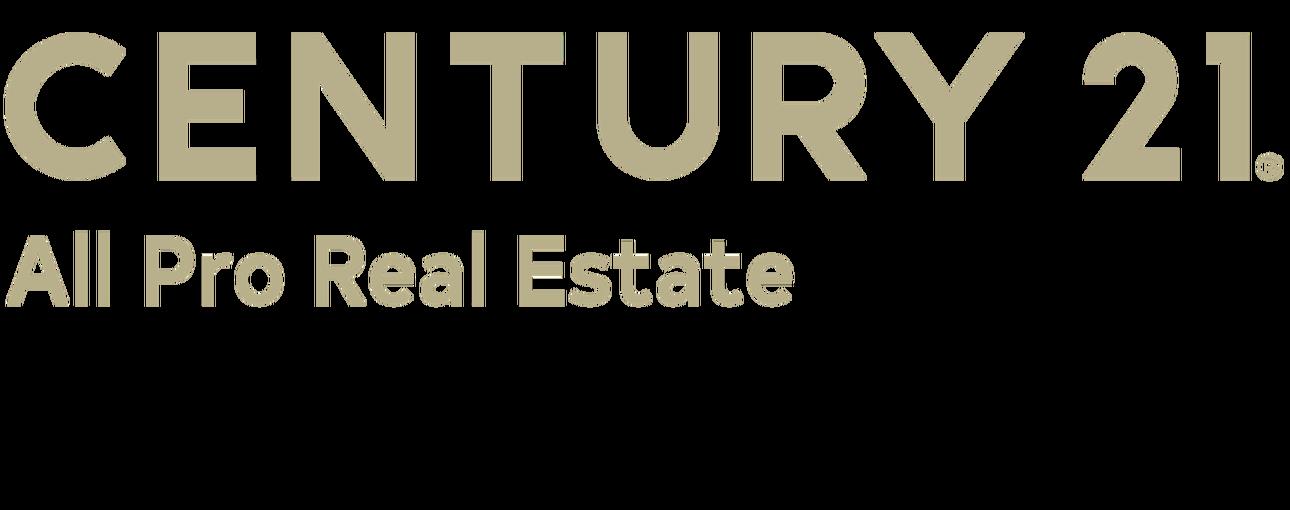 Lisa McKinney of CENTURY 21 All Pro Real Estate logo