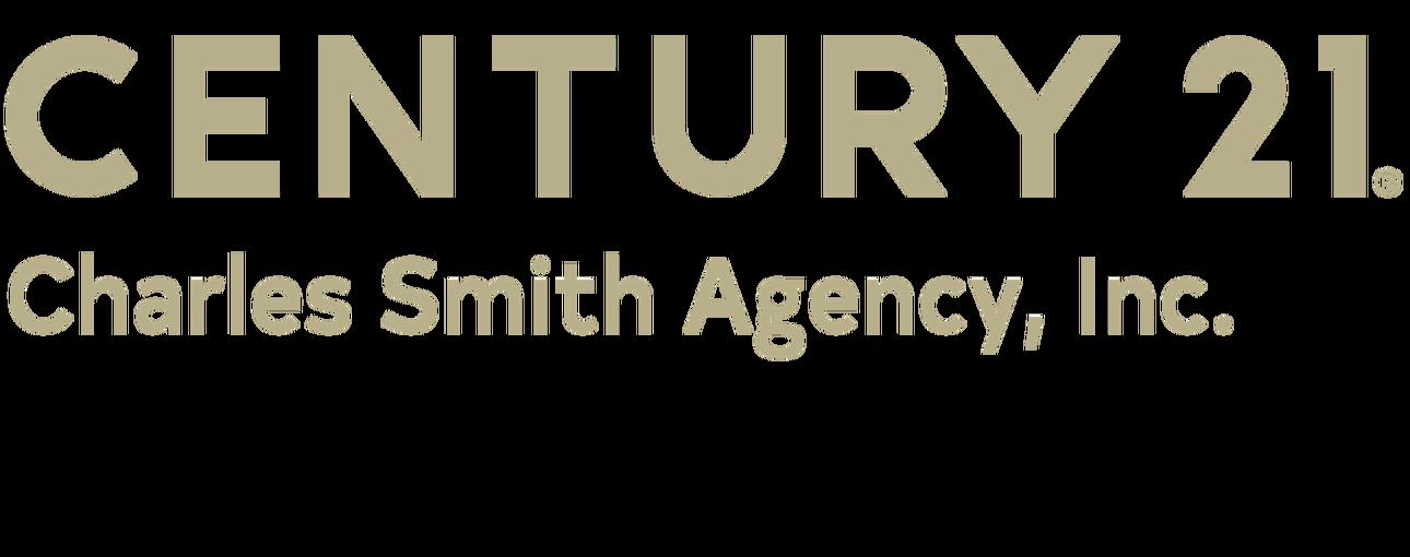 Georgia Petronella of CENTURY 21 Charles Smith Agency, Inc. logo