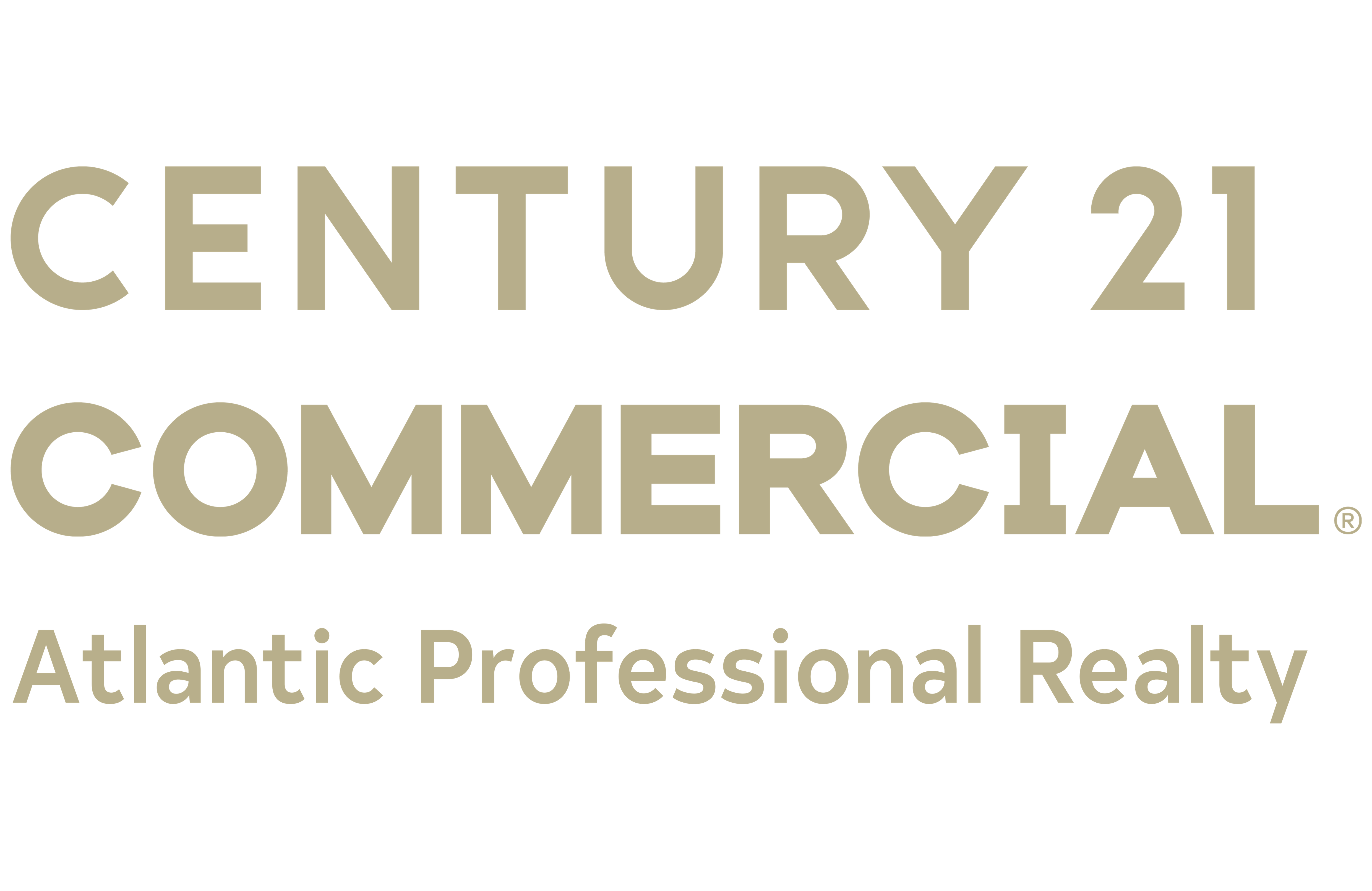 Magdy Atallah of CENTURY 21 Atlantic Professional Realty logo