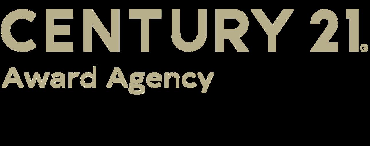 CENTURY 21 Award Agency