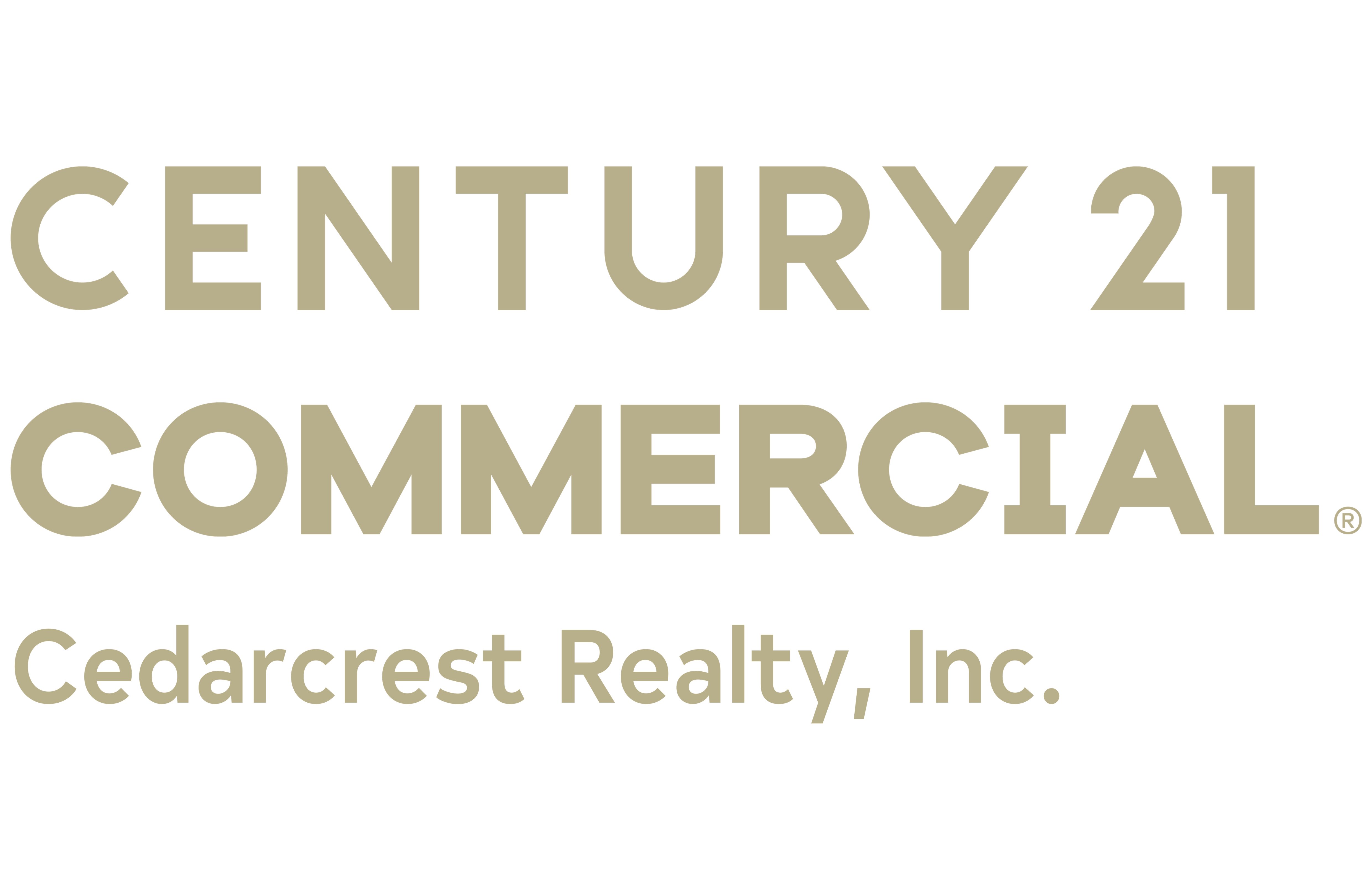 Adrienne Wheeler of CENTURY 21 Cedarcrest Realty, Inc. logo