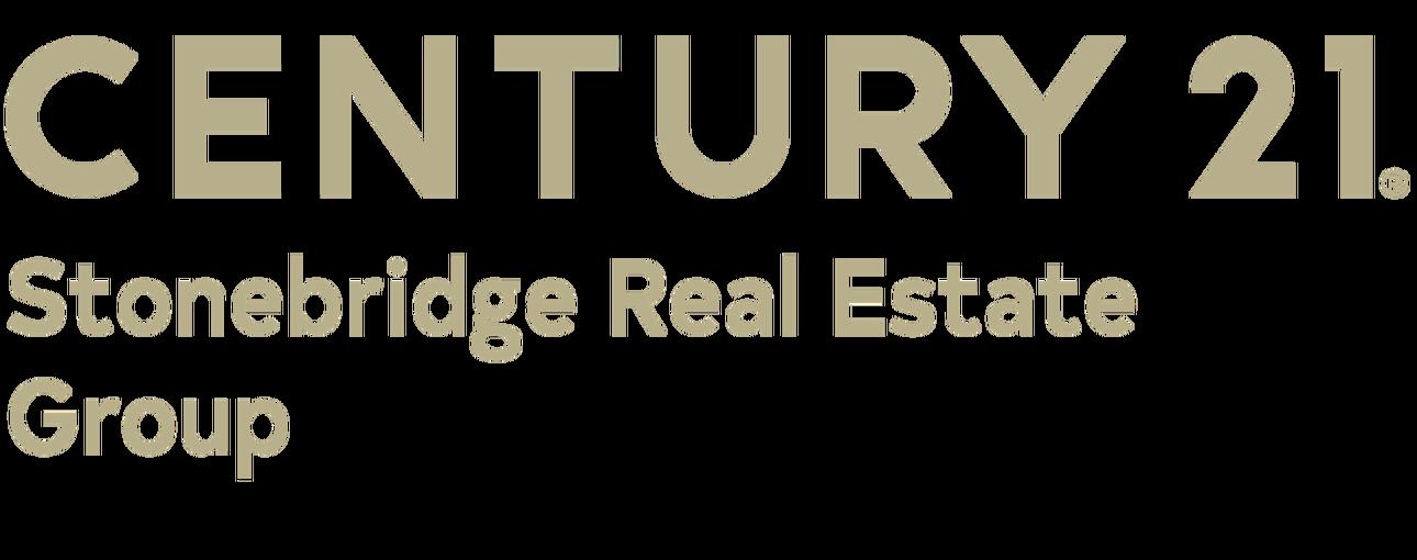 CENTURY 21 Stonebridge Real Estate Group
