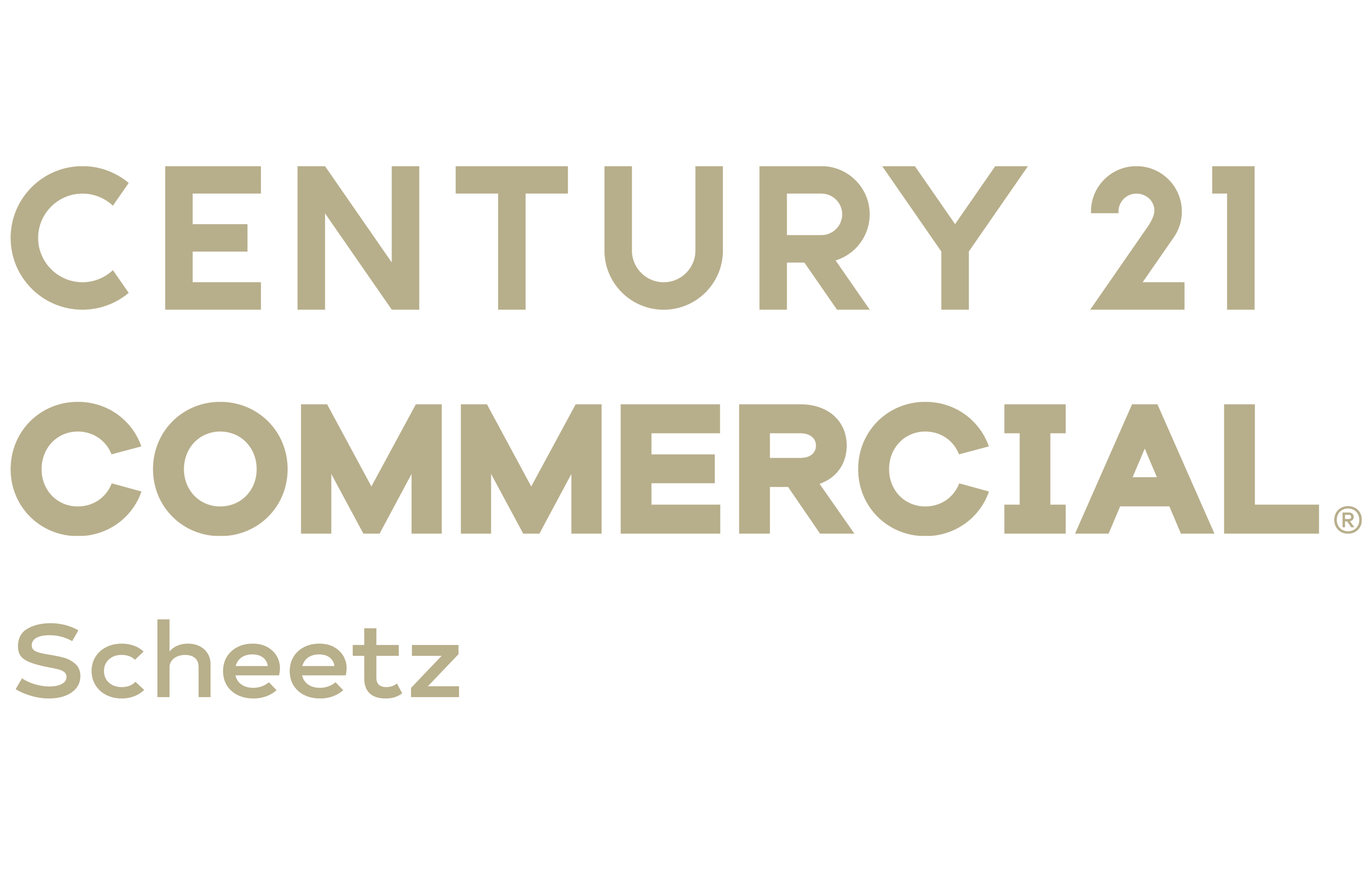 Mychal Nation of CENTURY 21 Scheetz logo