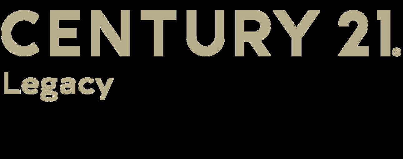 Leslie Woodall of CENTURY 21 Legacy logo