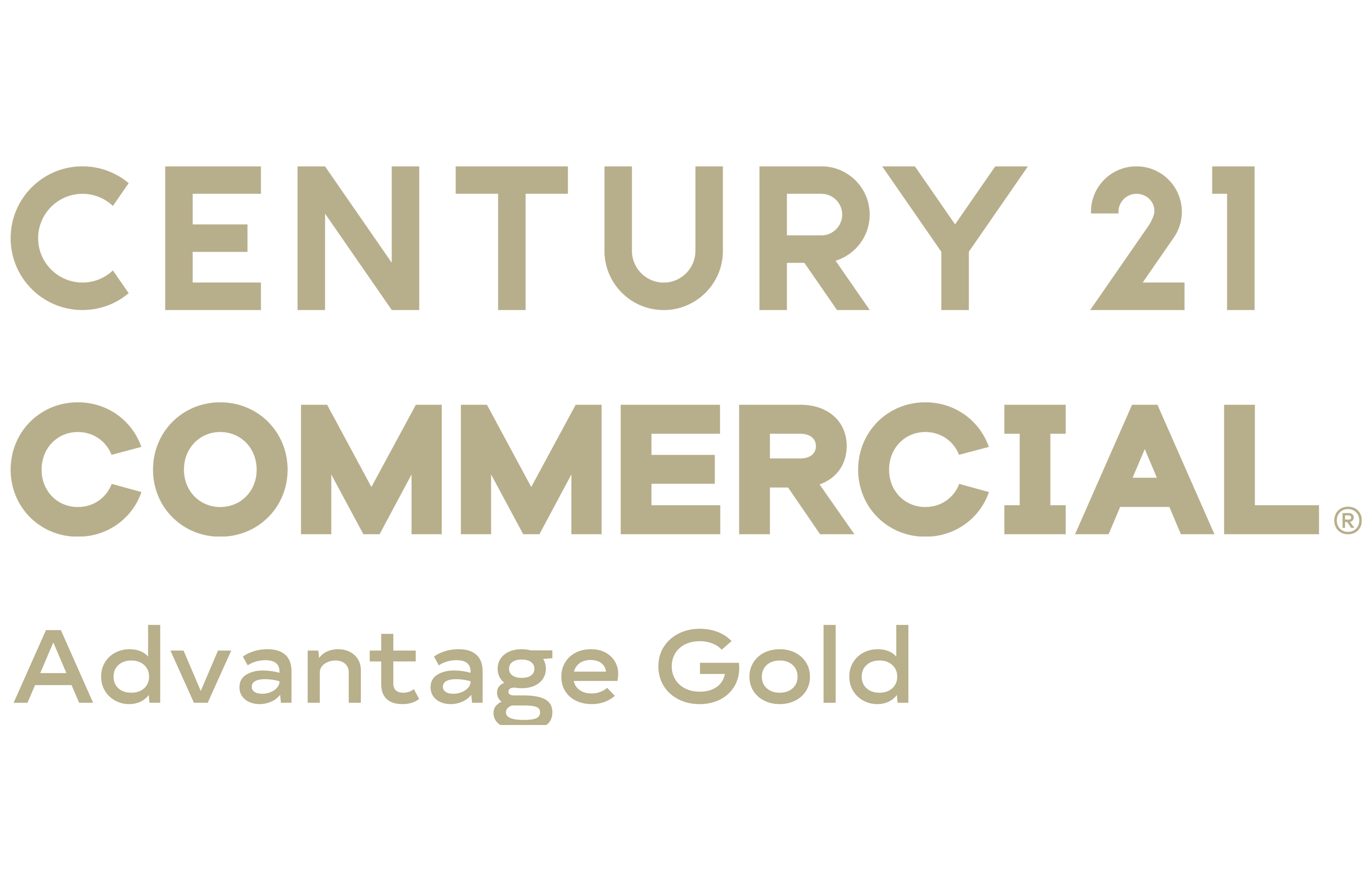 Lionel Schnell of CENTURY 21 Advantage Gold logo