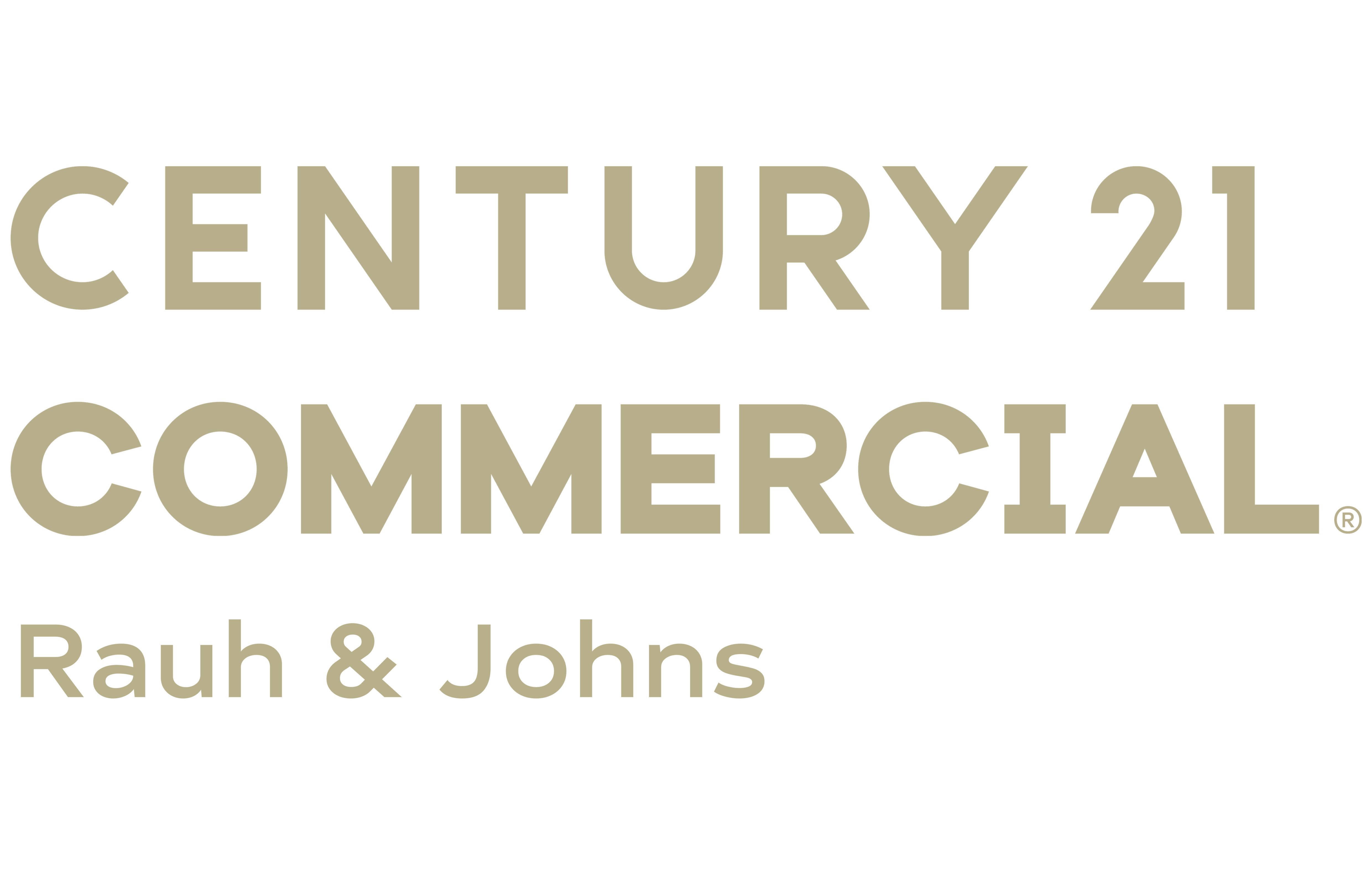 Peter Sideris of CENTURY 21 Rauh & Johns logo