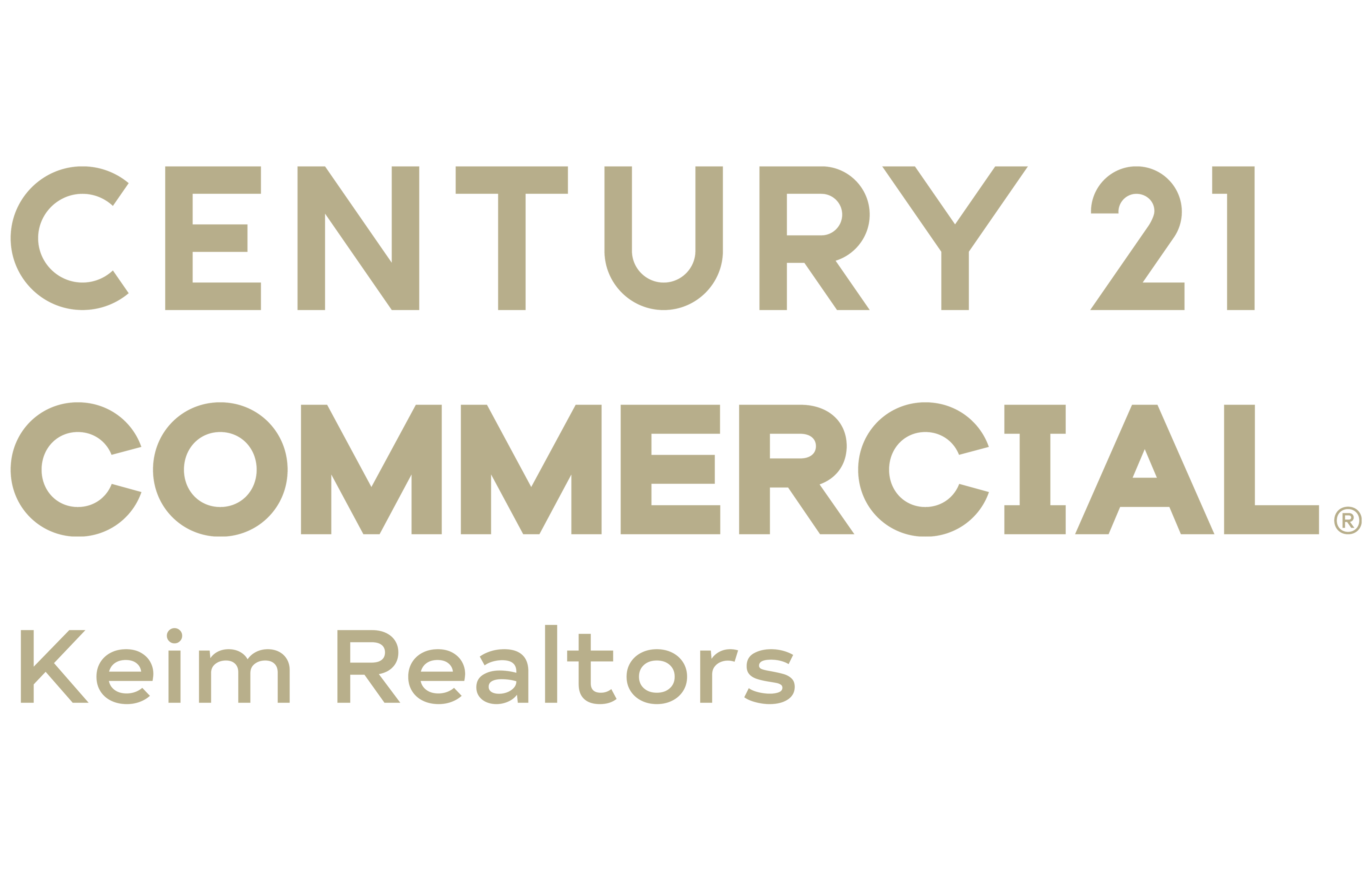 The Keim Group of CENTURY 21 Keim Realtors logo
