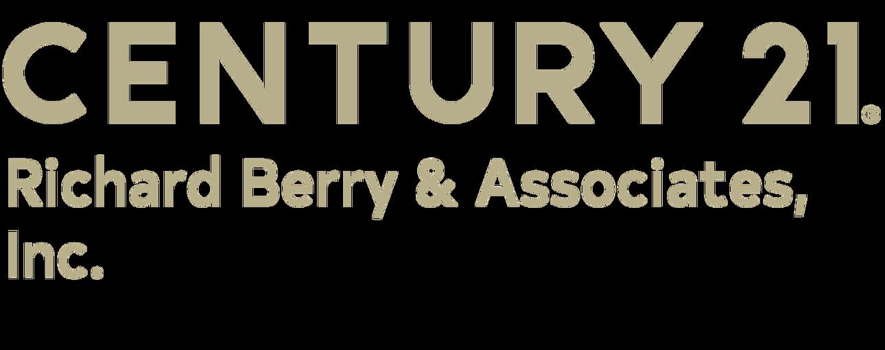 Walter King of CENTURY 21 Richard Berry & Associates, Inc. logo