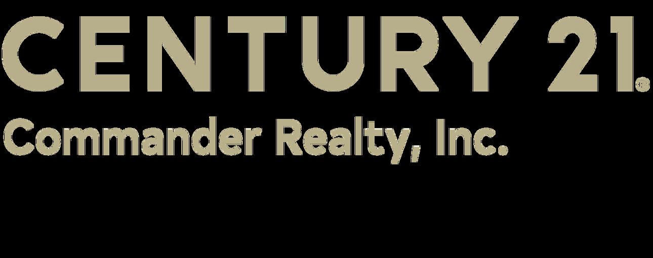 Brenda Rogers of CENTURY 21 Commander Realty, Inc. logo