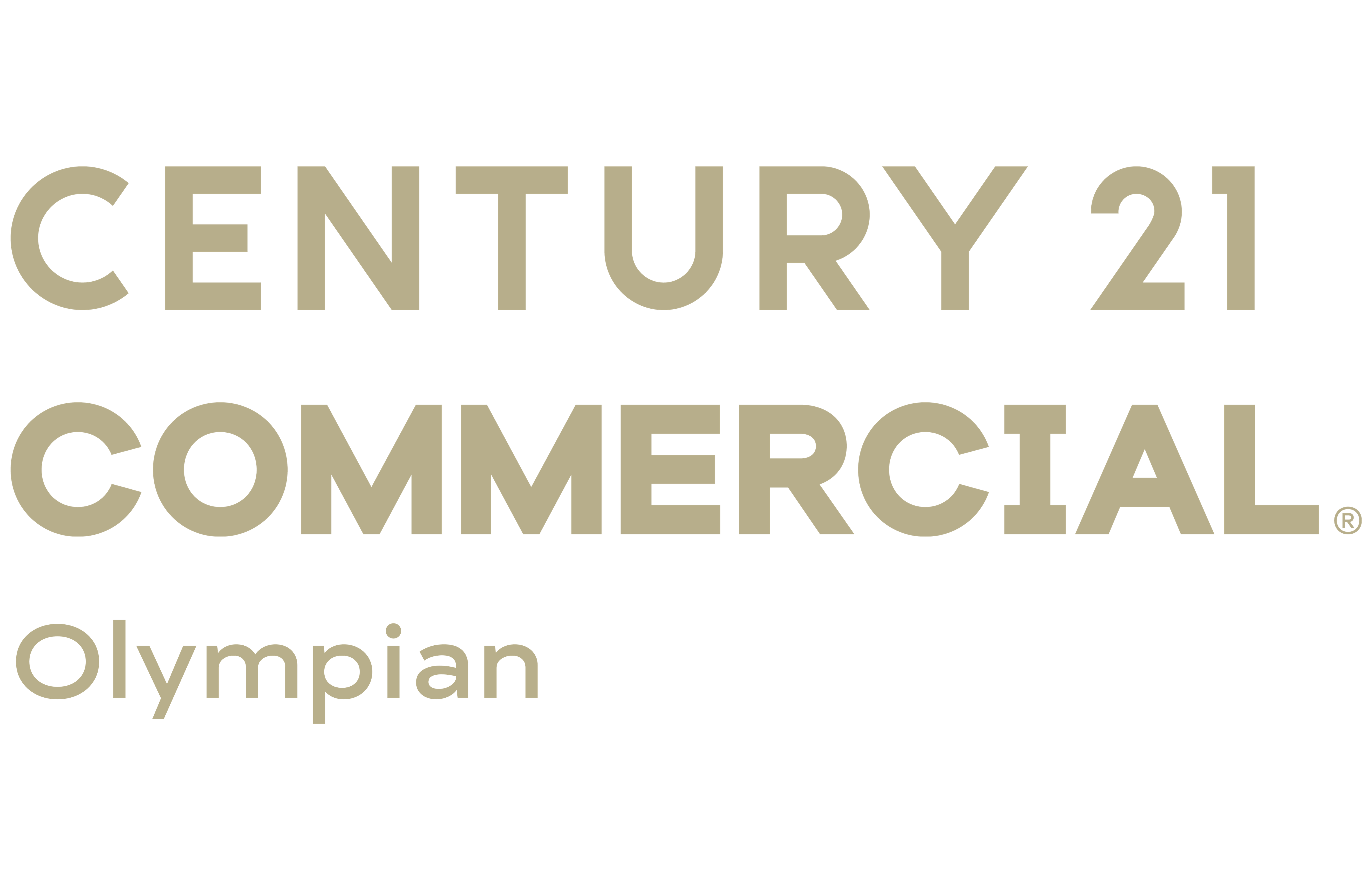 Ray Shirazi of CENTURY 21 Olympian logo