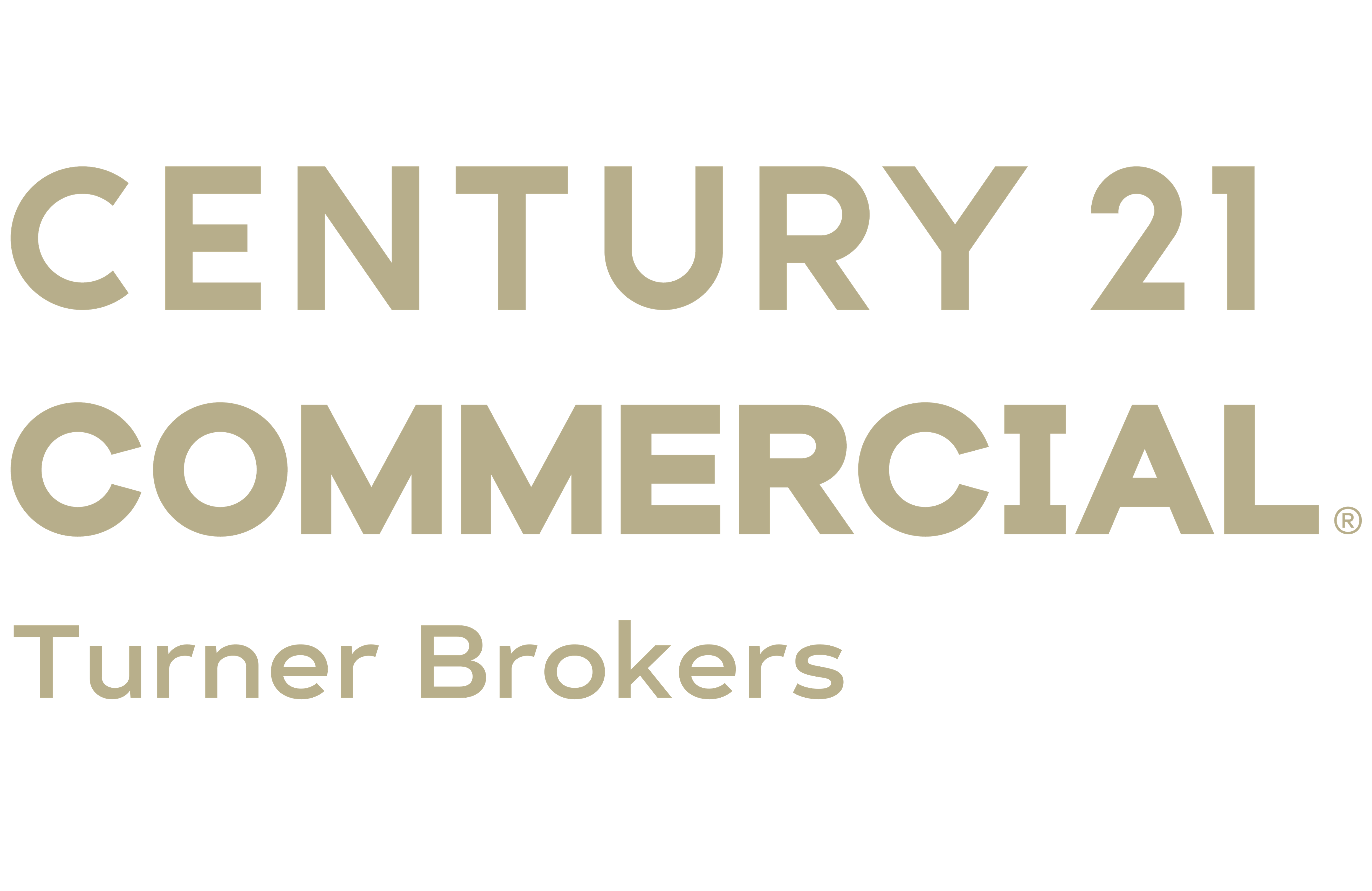 Andrea Eckman of CENTURY 21 Turner Brokers logo