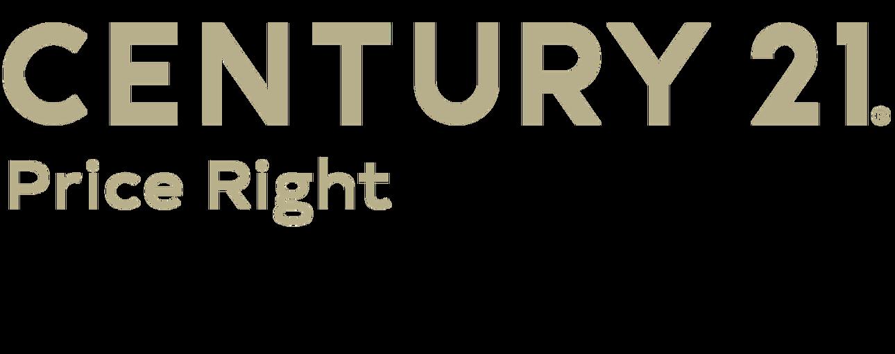 Loris Profitt of CENTURY 21 Price Right logo