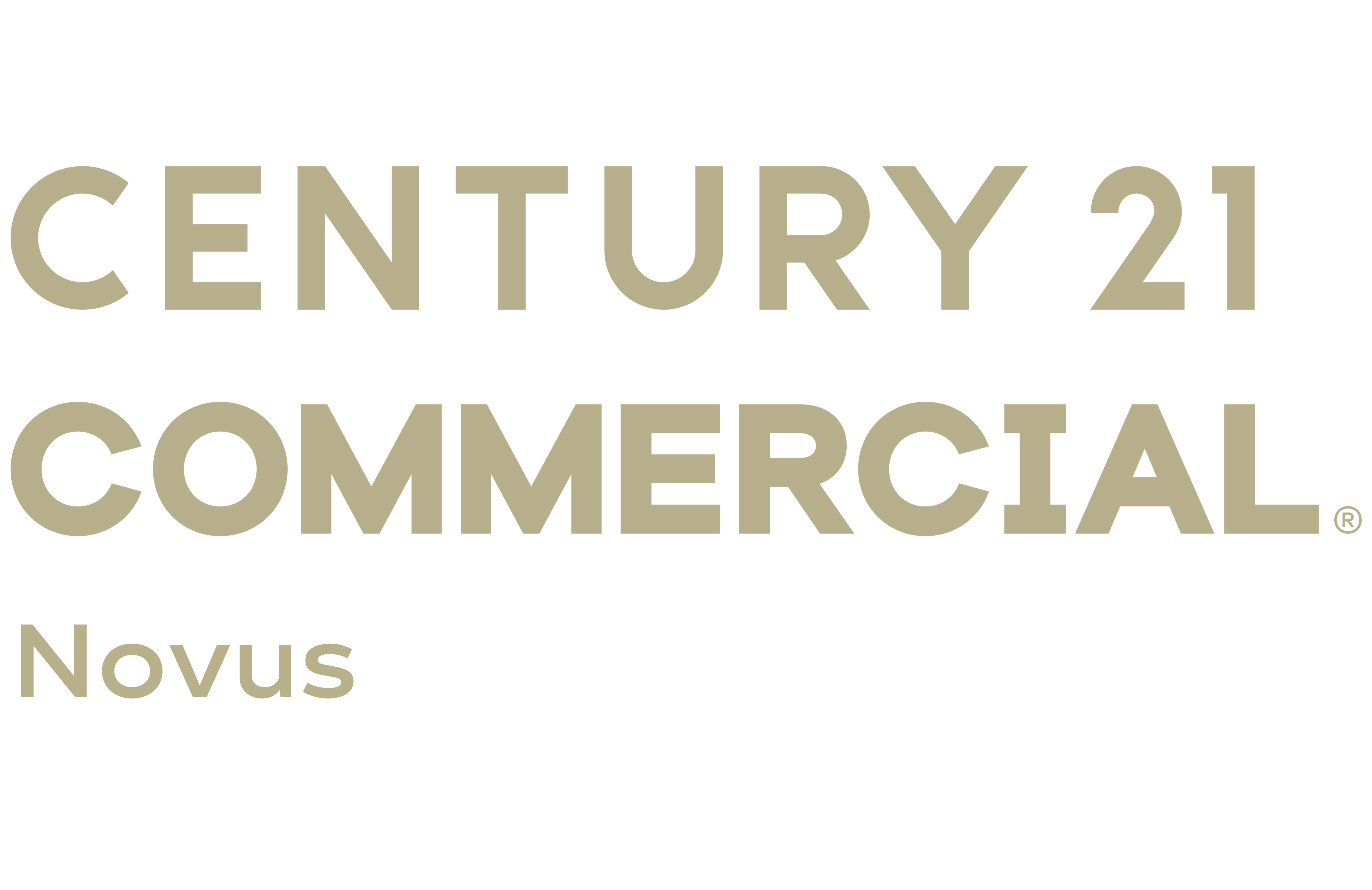 Southern Roots Group of CENTURY 21 Novus logo