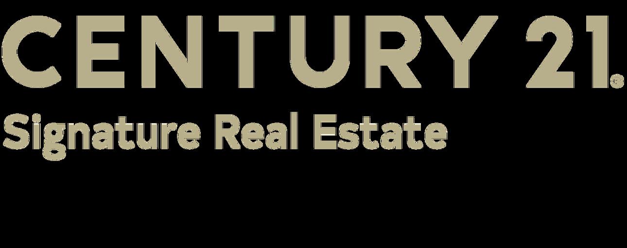 Jessica Gilligan of CENTURY 21 Signature Real Estate logo
