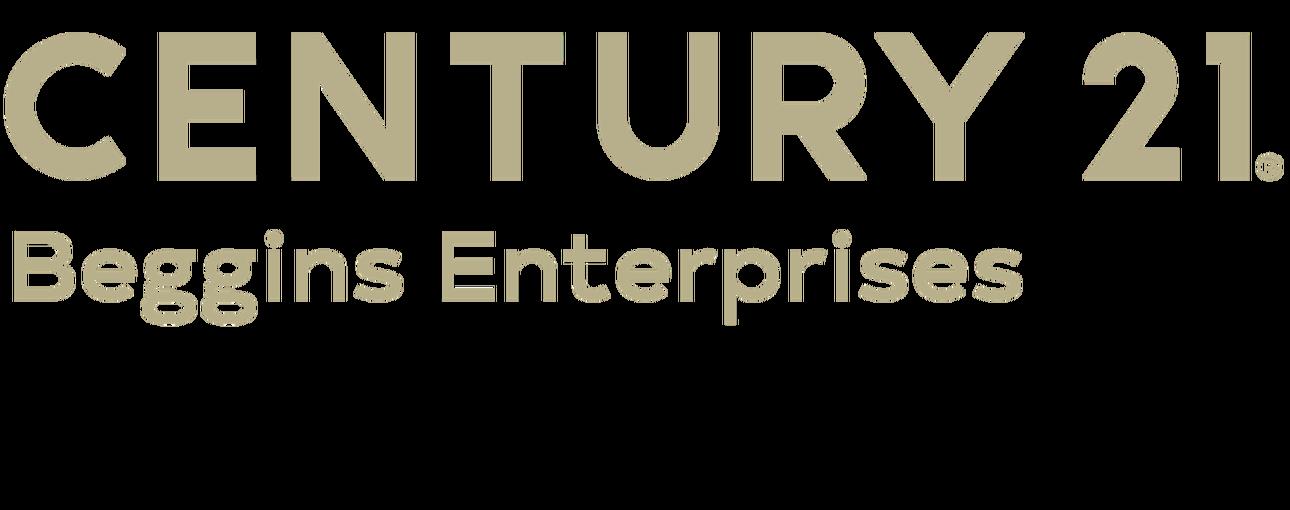 Ray Monahan of CENTURY 21 Beggins Enterprises logo