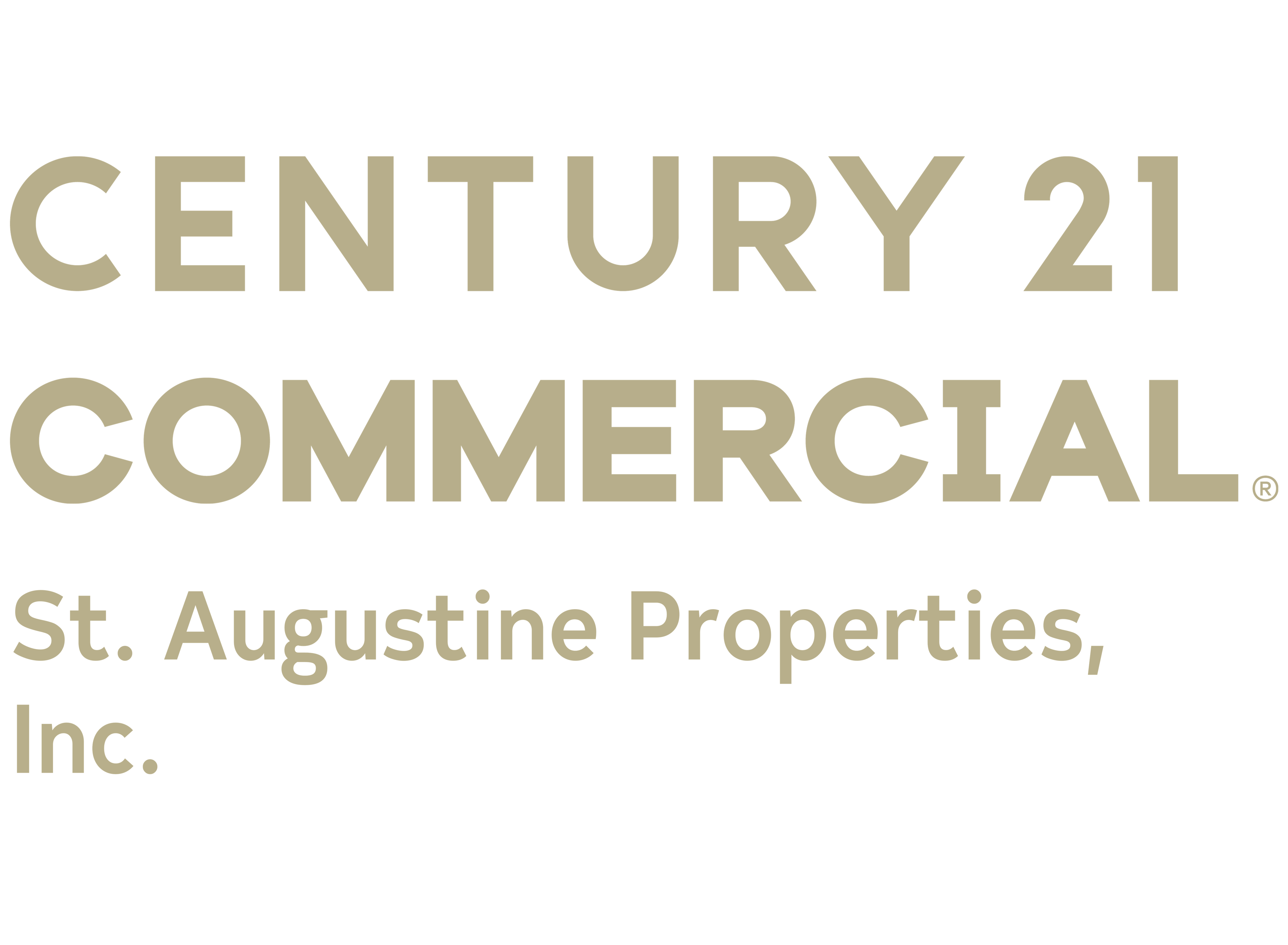 Lenny Byrd of CENTURY 21 St. Augustine Properties, Inc. logo